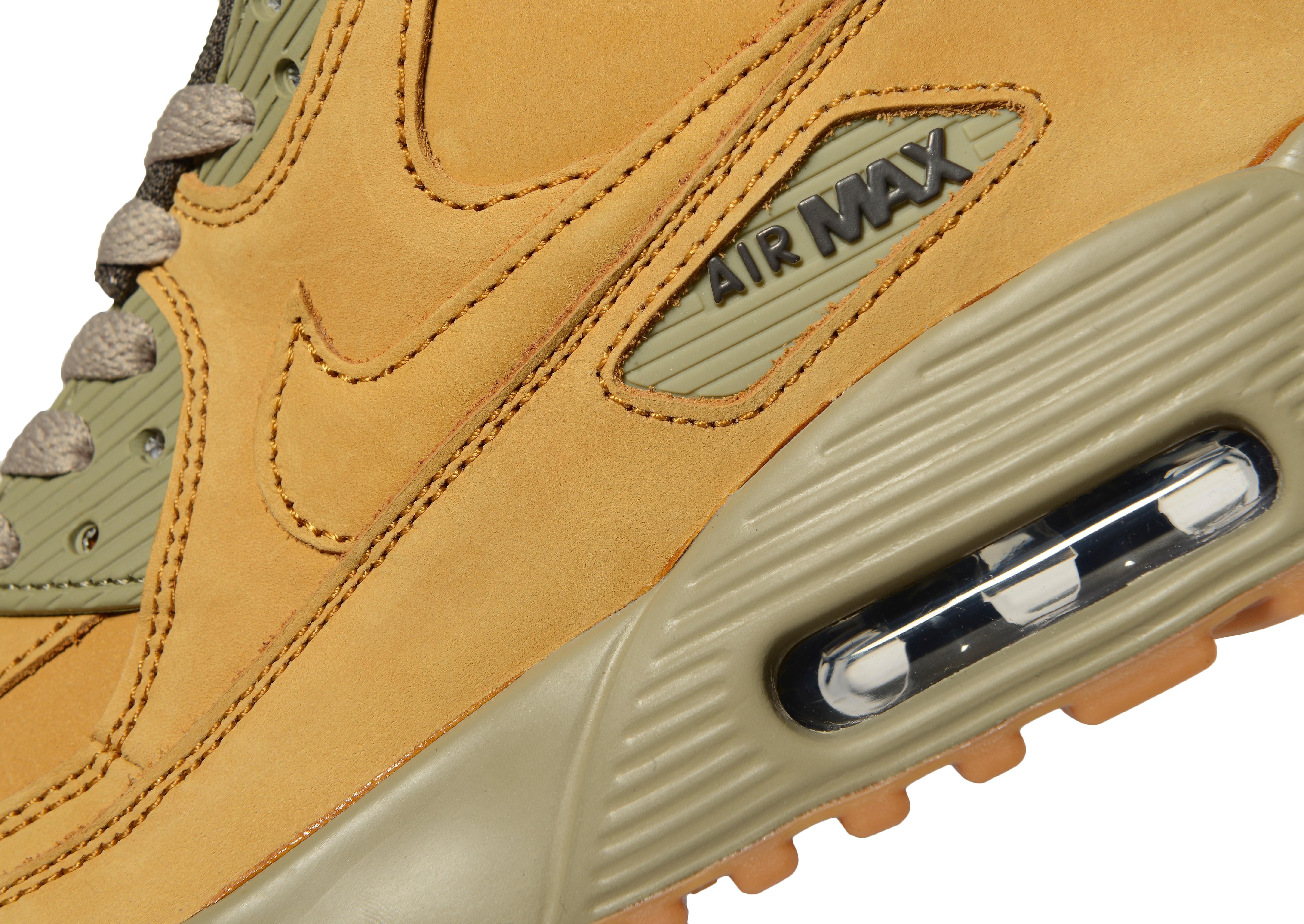 Nike Air Max 90-schoen voor tieners
