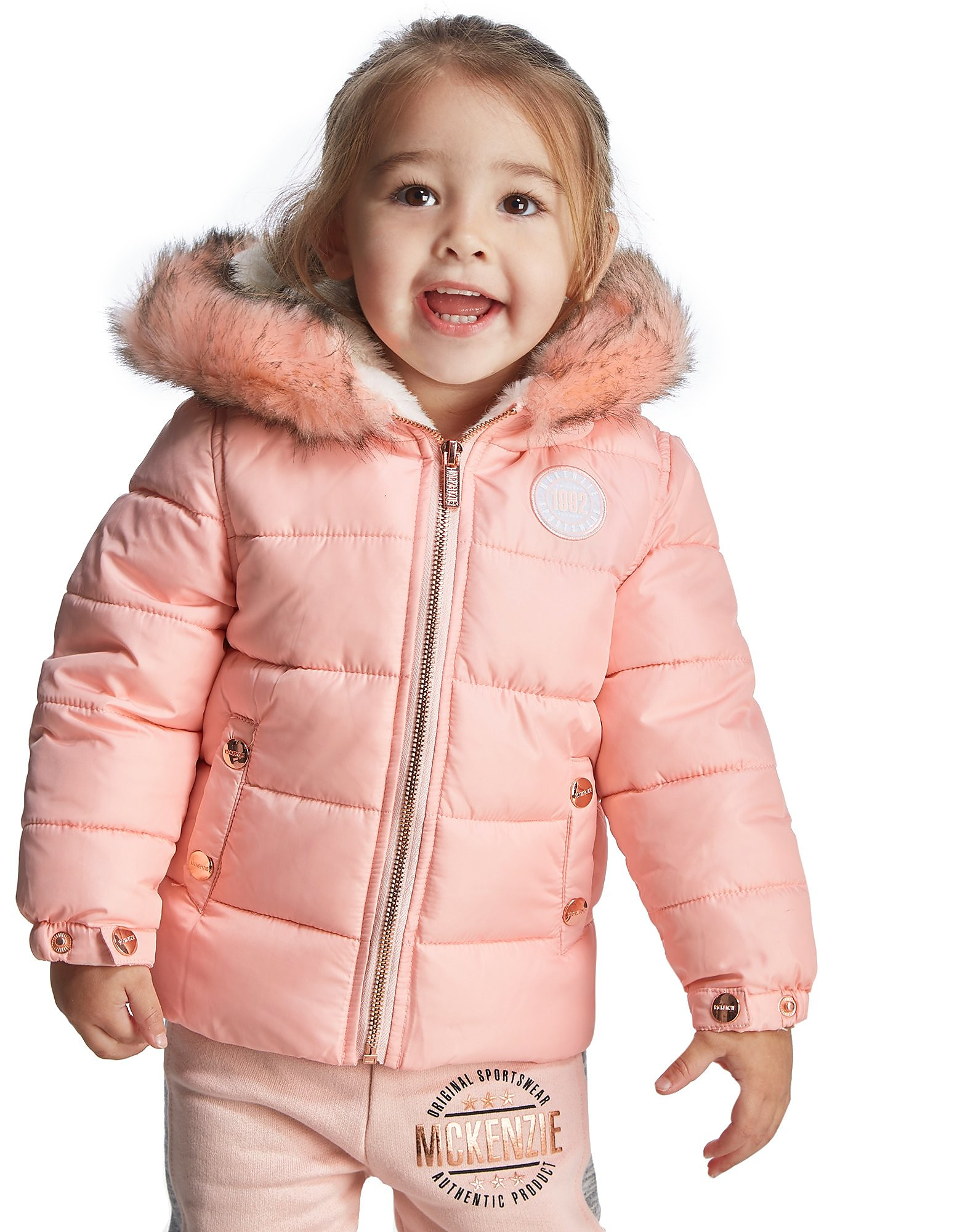 McKenzie Girls' Lottie Jacket Infant
