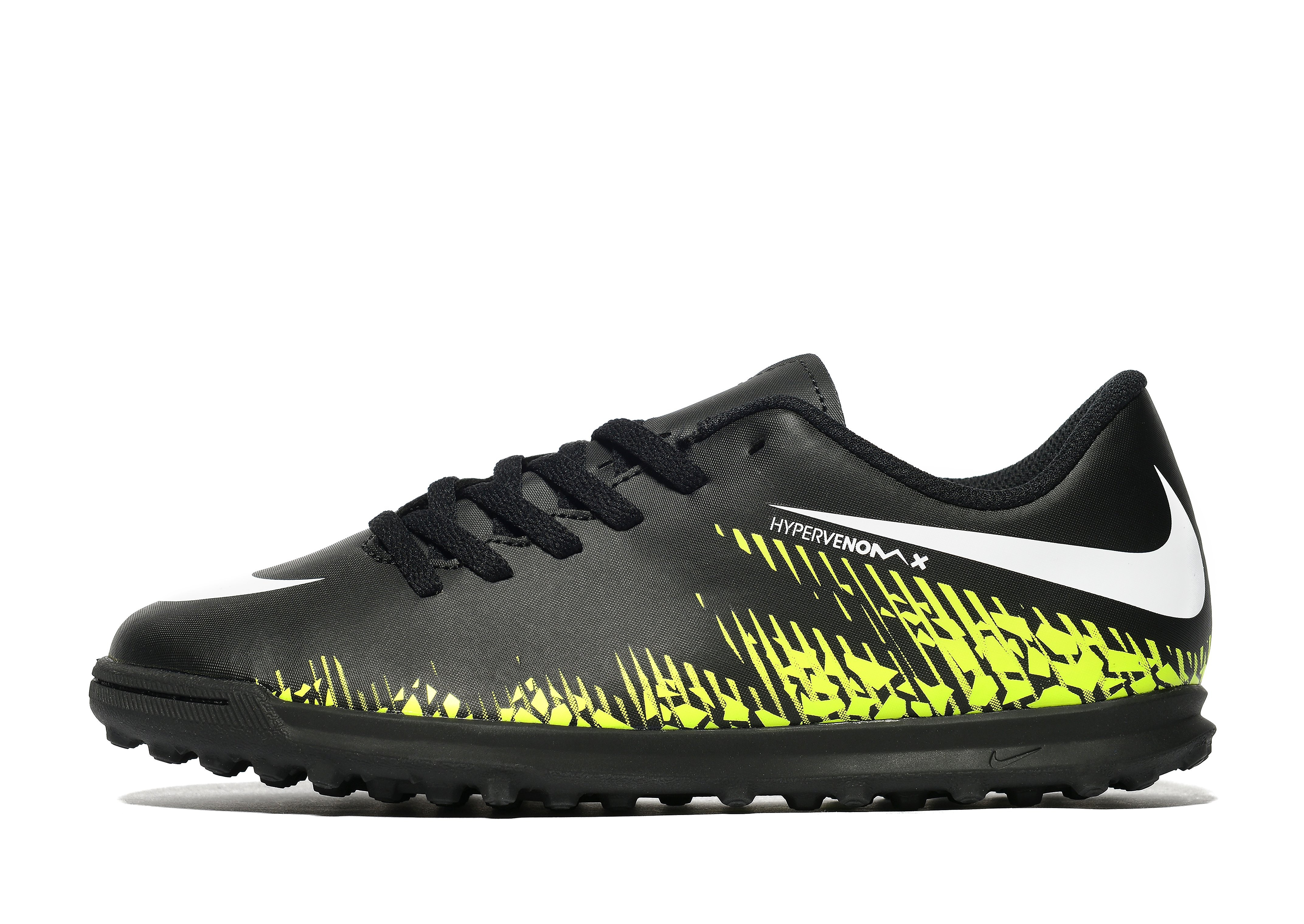 Nike Dark Lightning Hypervenom Phade II Turf Junior