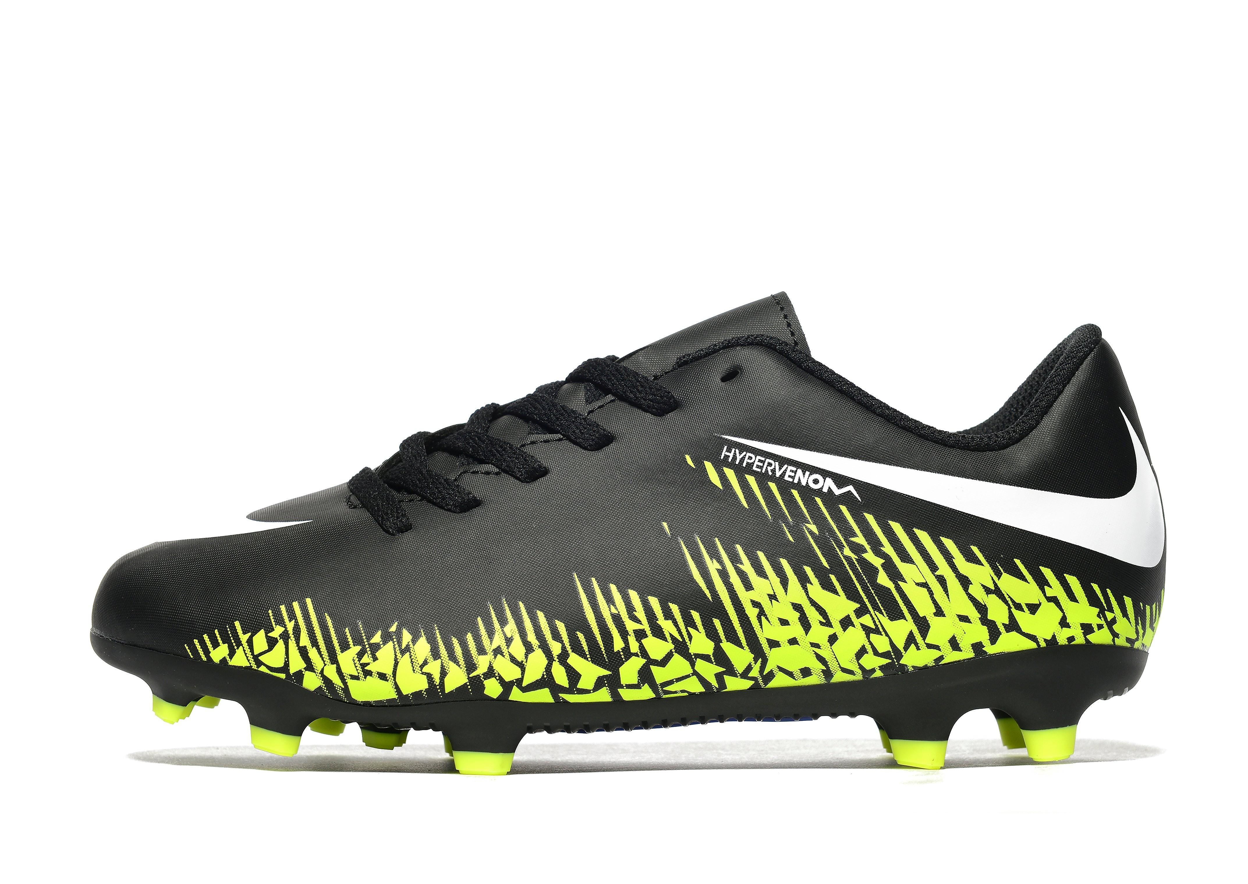 Nike Dark Lightning Hypervenom Phade II FG Junior