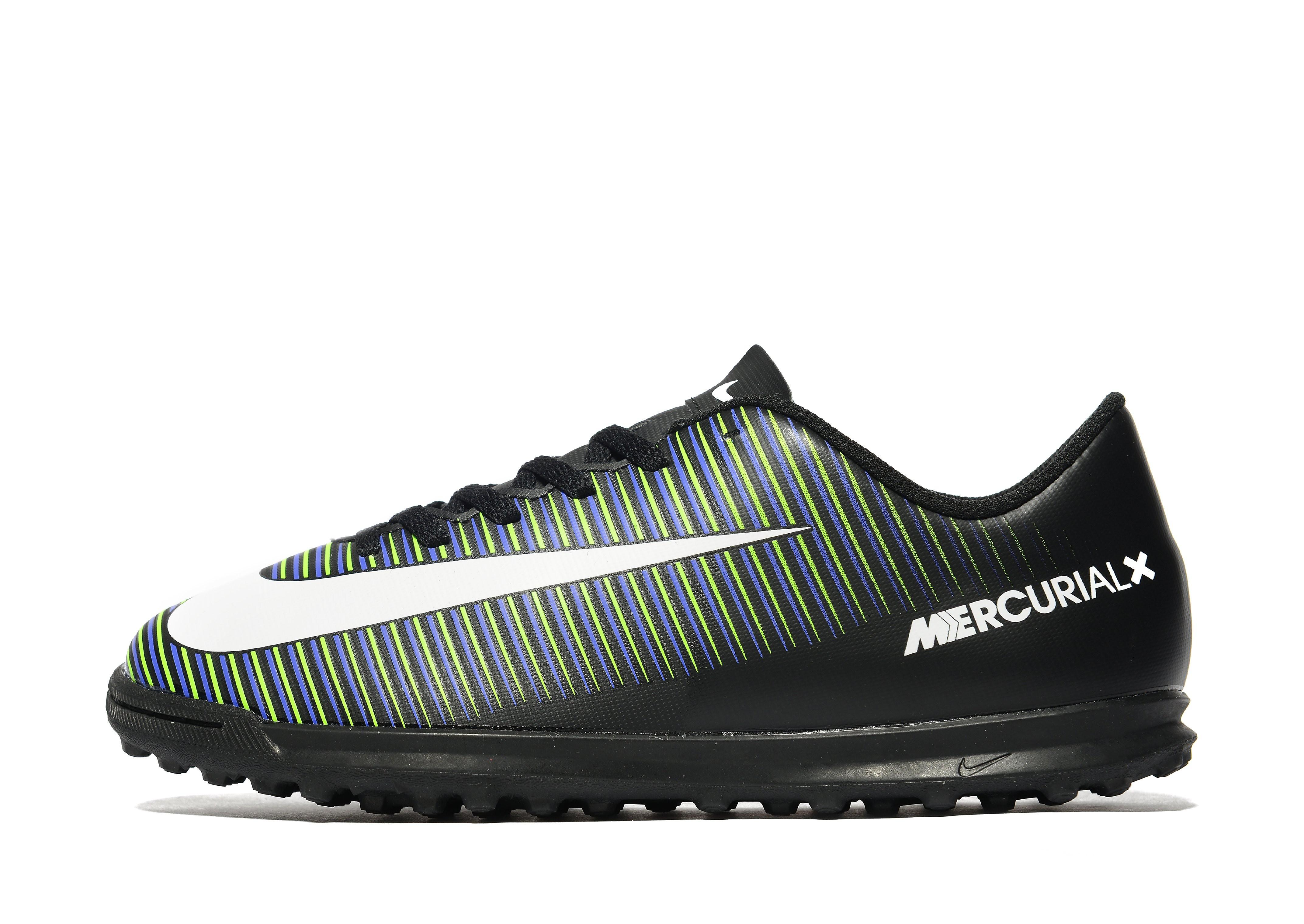 Nike Dark Lightning MercurialX Vortex III Turf Junior