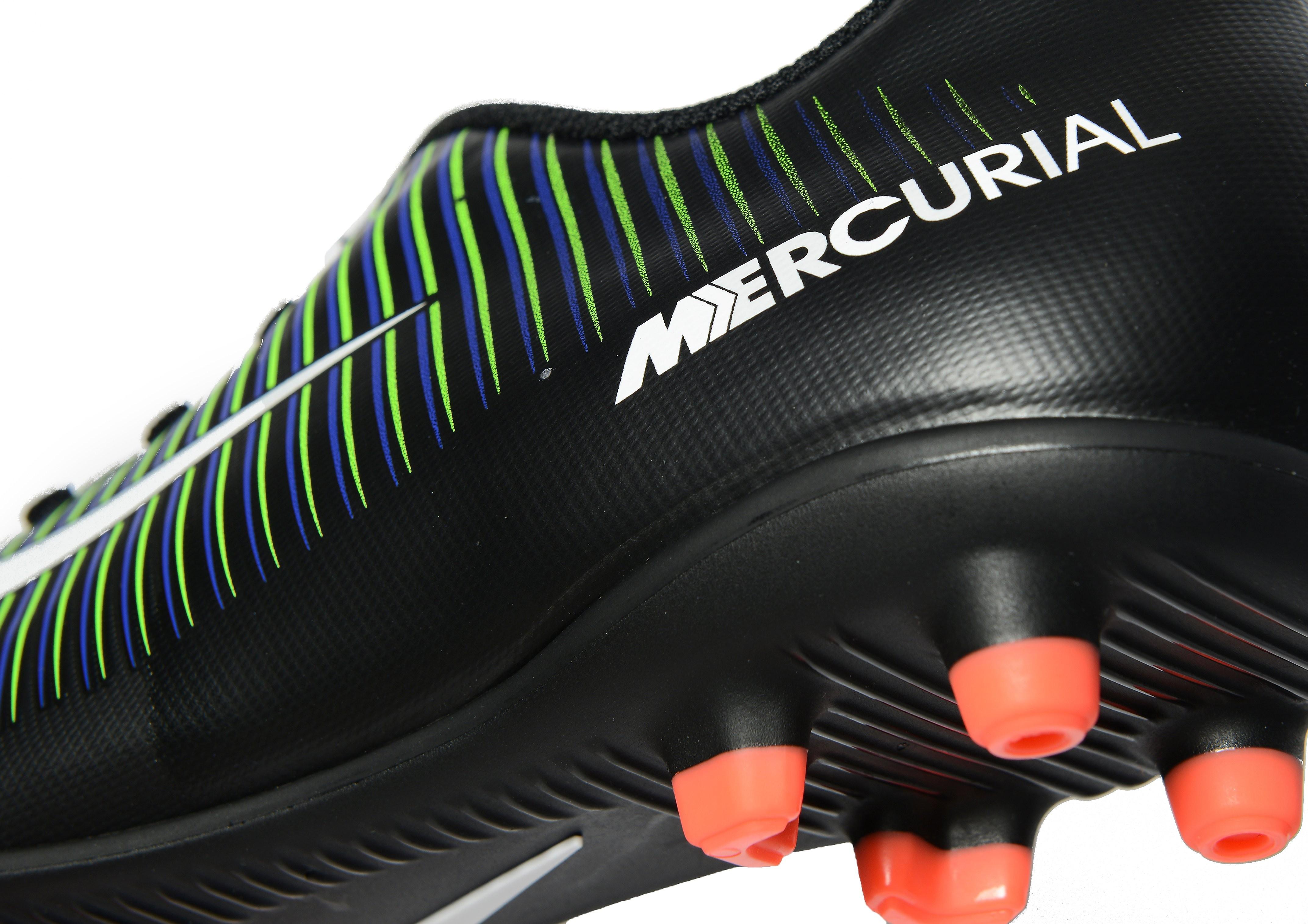 Nike Dark Lightning MercurialX Vortex III FG Júnior