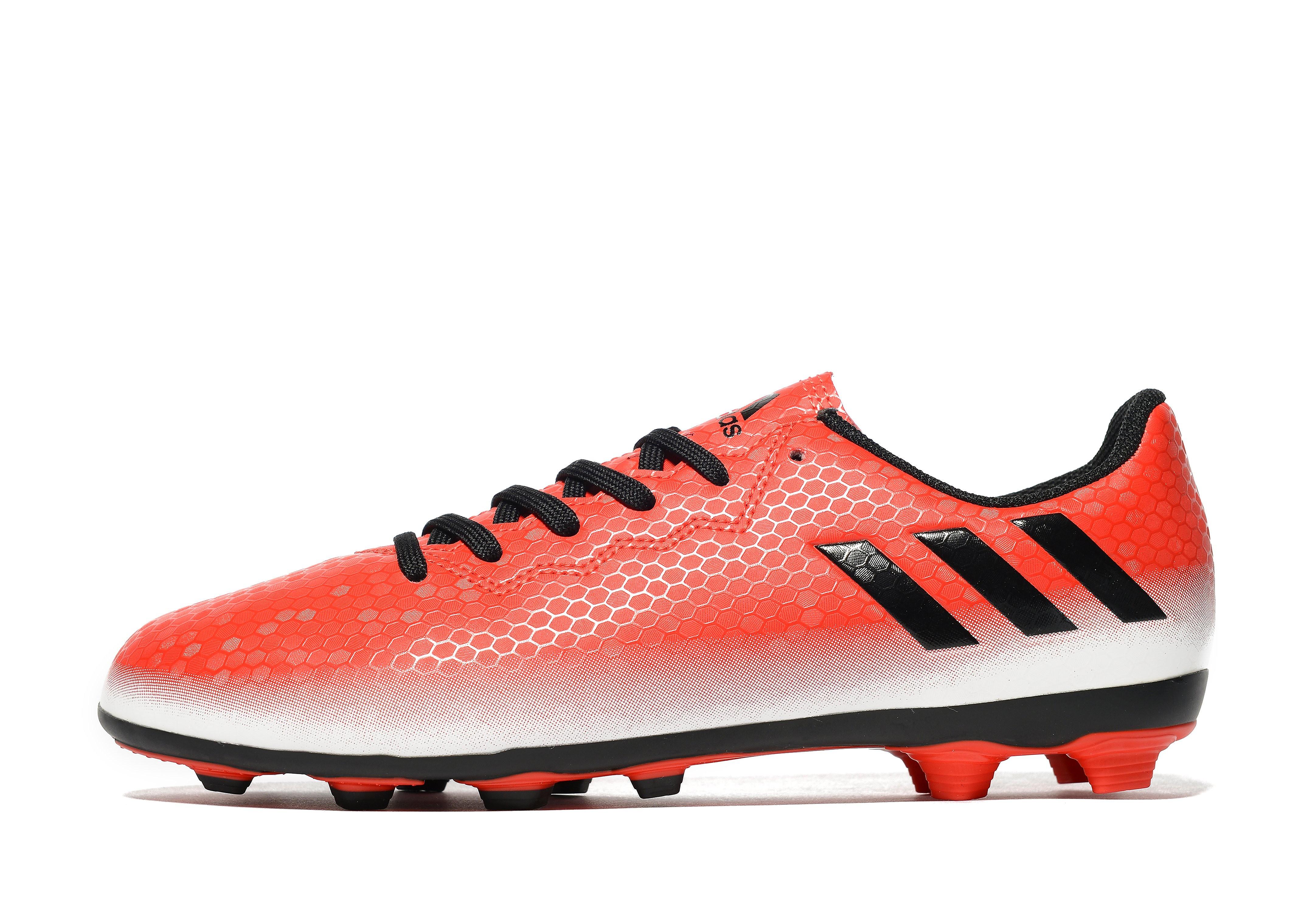 adidas Red Limit Messi 16.4 FG Junior