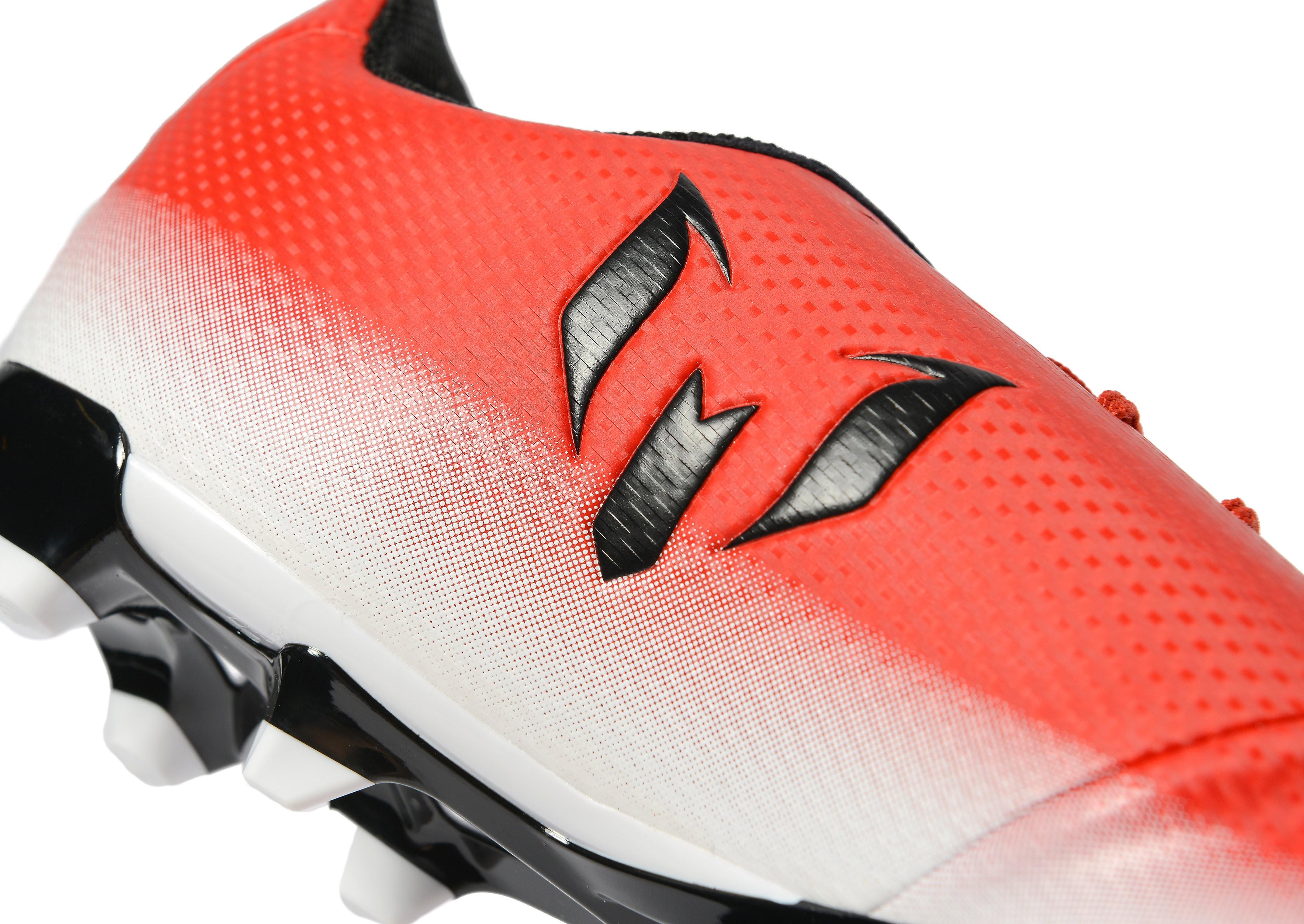 adidas Red Limit Messi 16.3 FG Junior