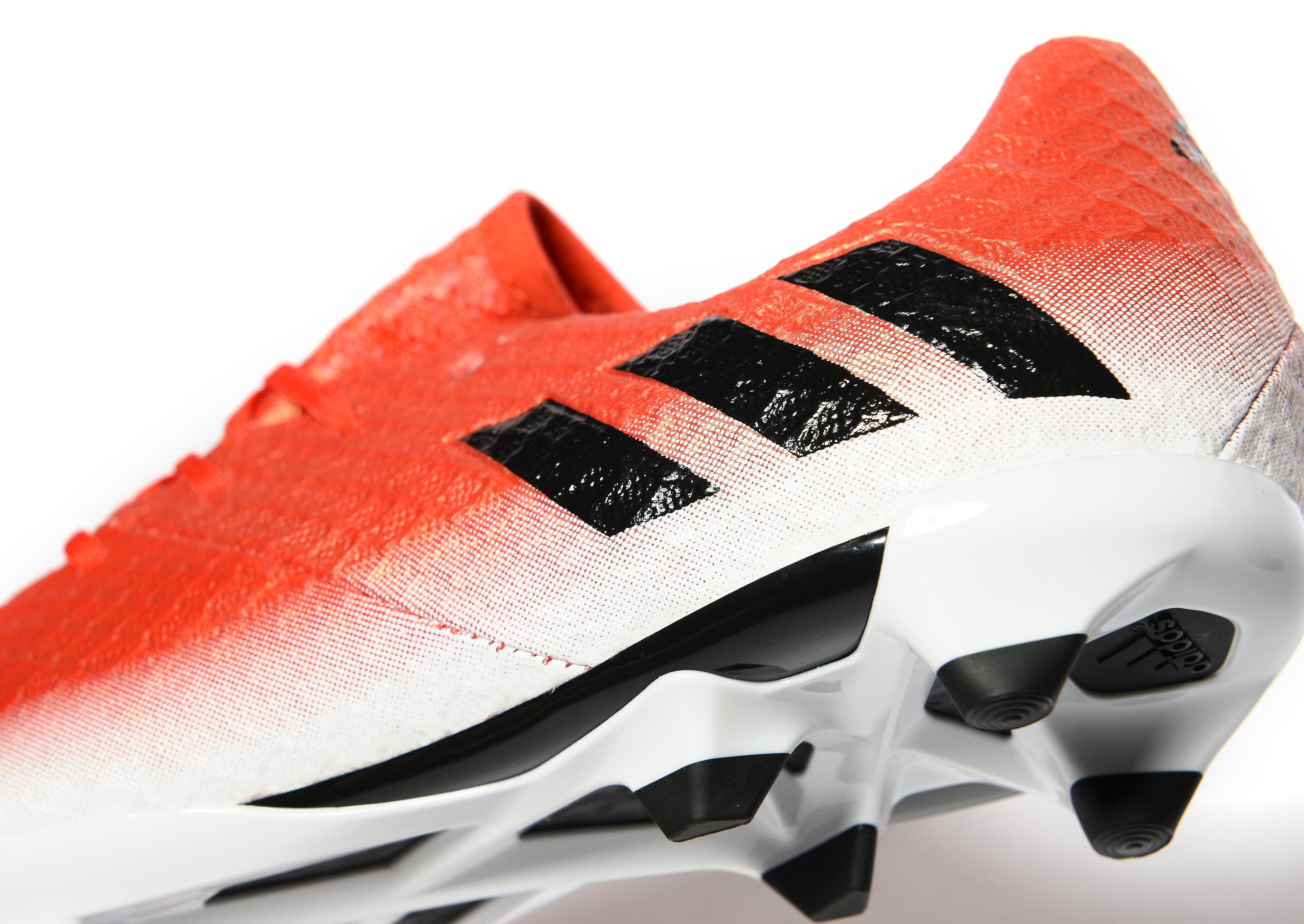 adidas Red Limit Messi 16.1 FG-voetbalschoen voor tieners