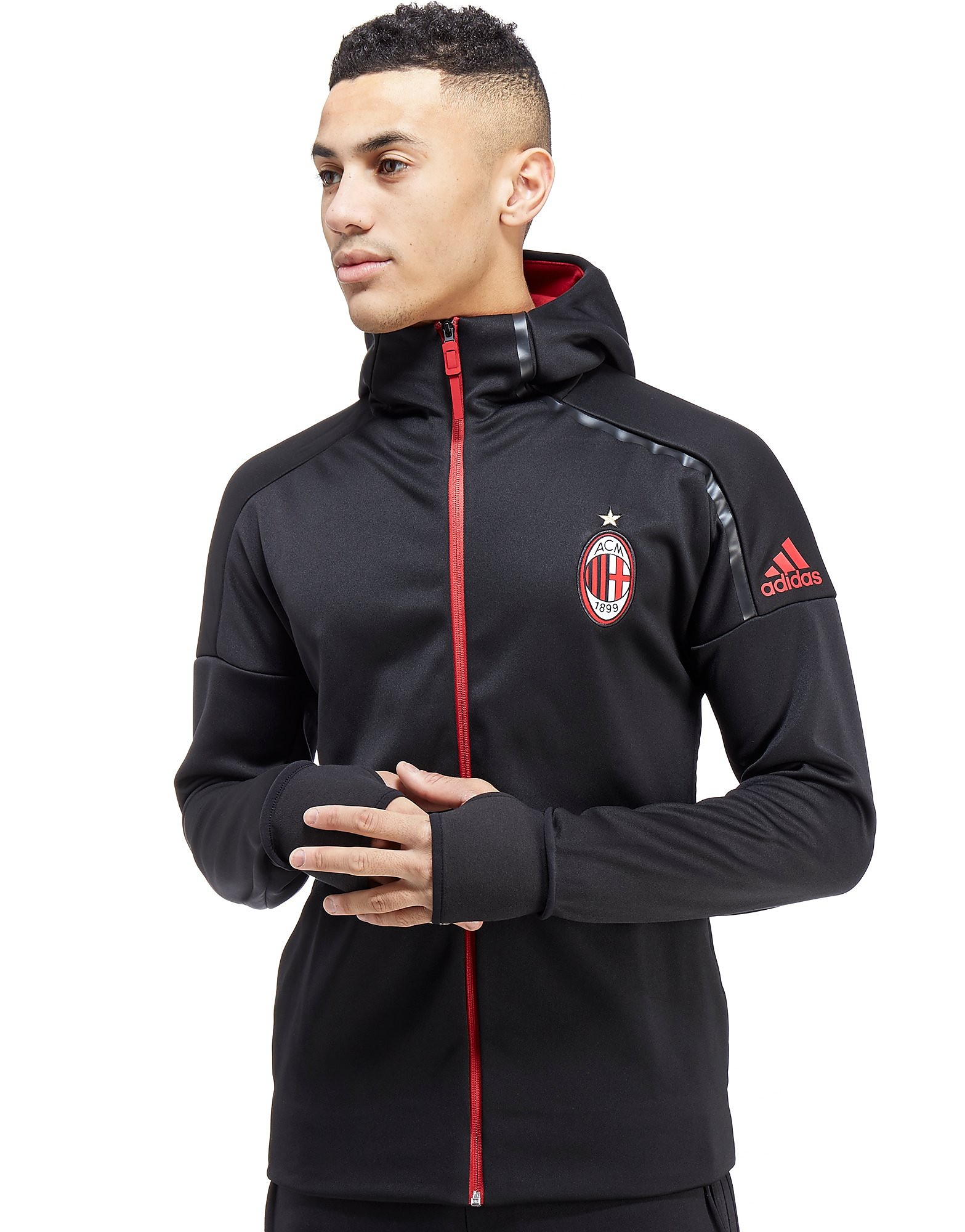 adidas AC Milan Anthem Z.N.E Hoody