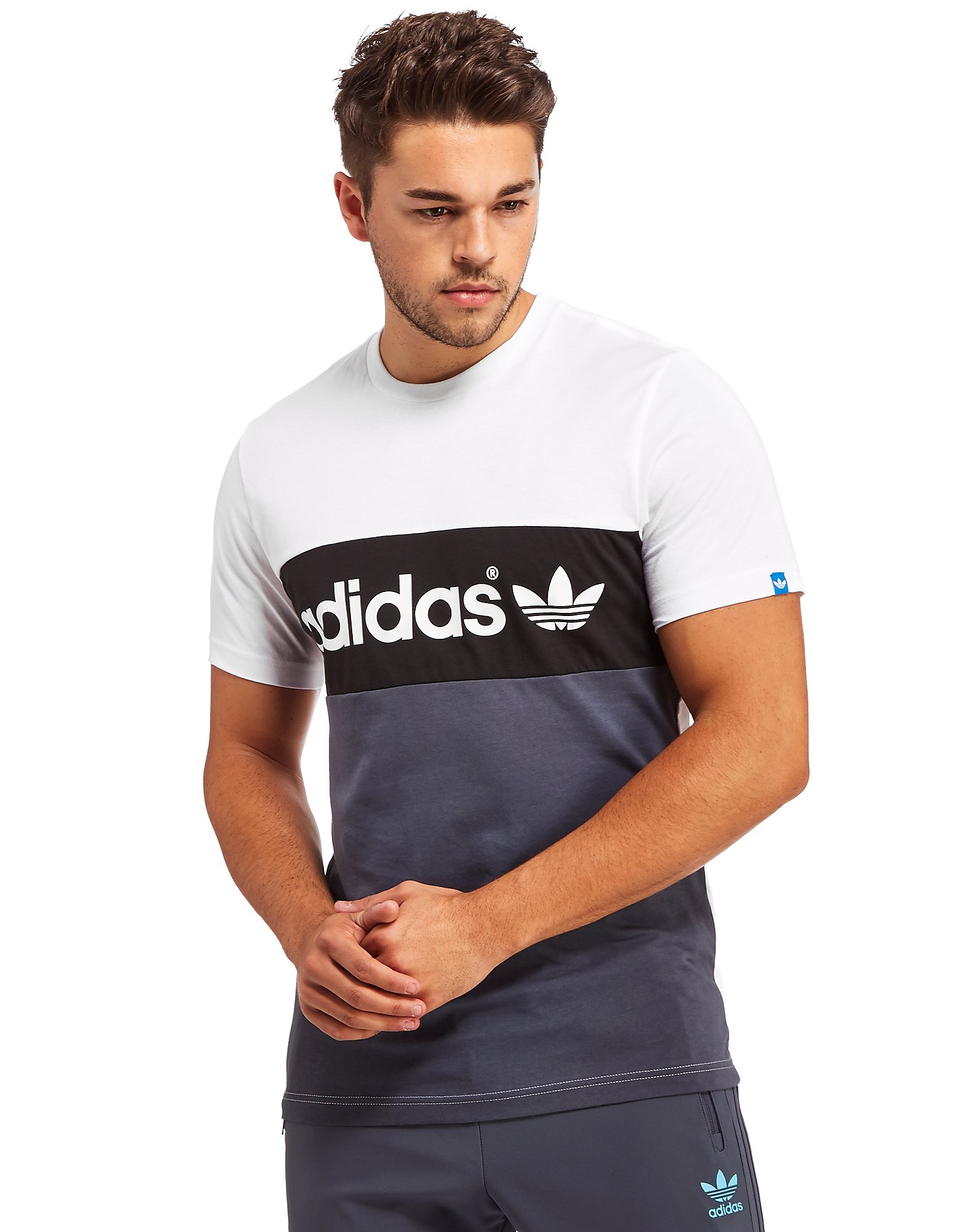 adidas Originals Linear Trefoil T-Shirt