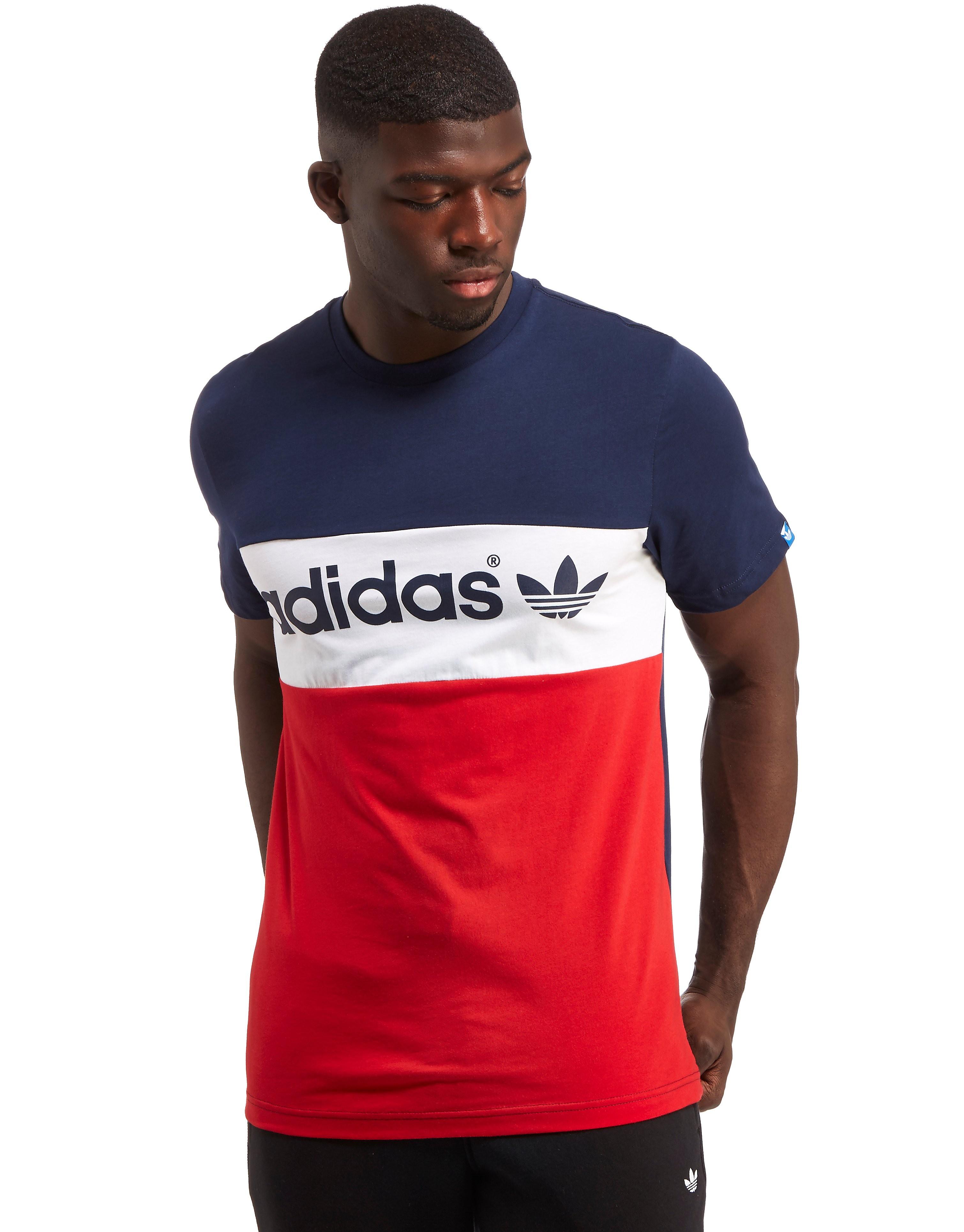 adidas Originals Trefoil Linear Trefoil T-Shirt