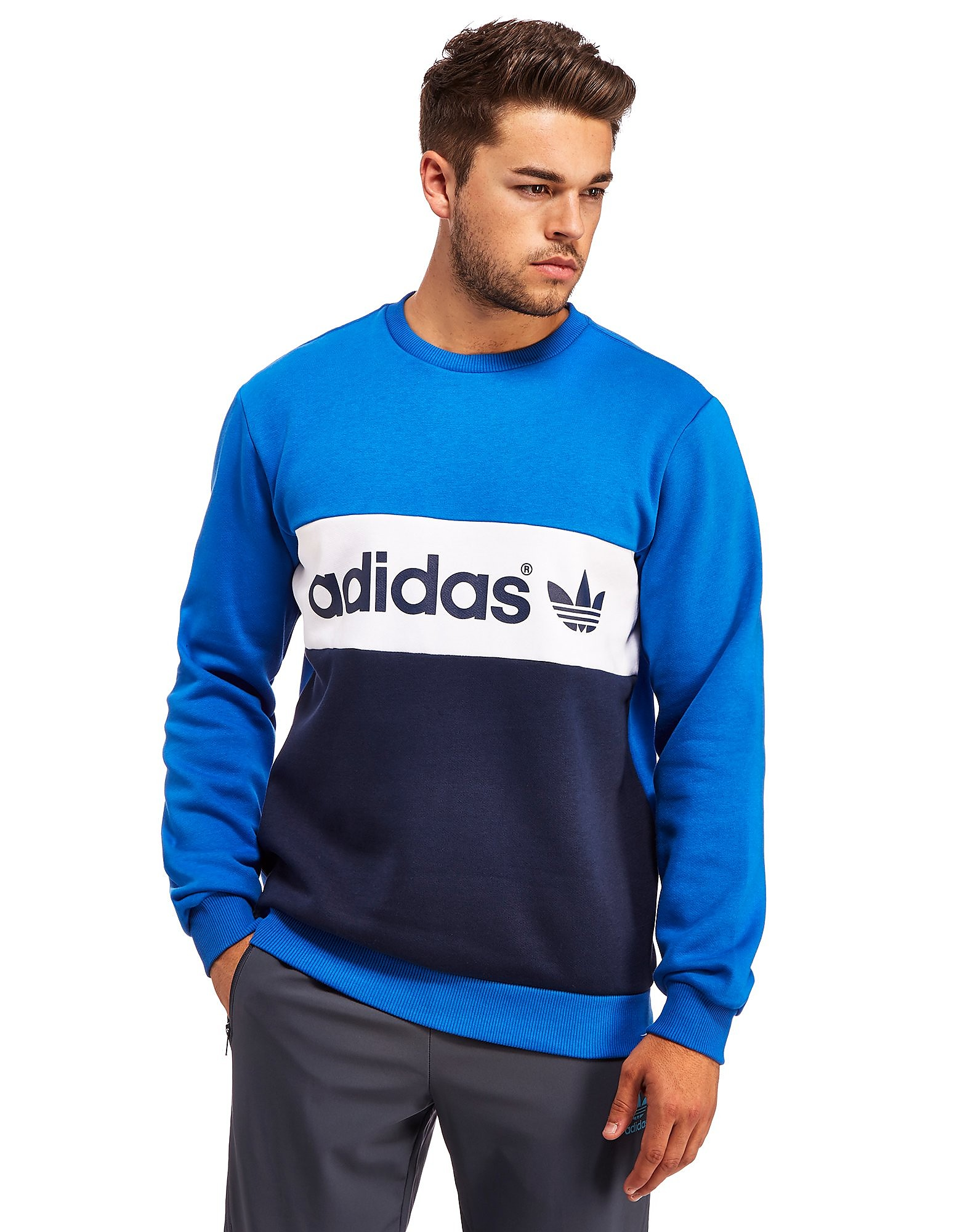 adidas Originals Linear Sweatshirt