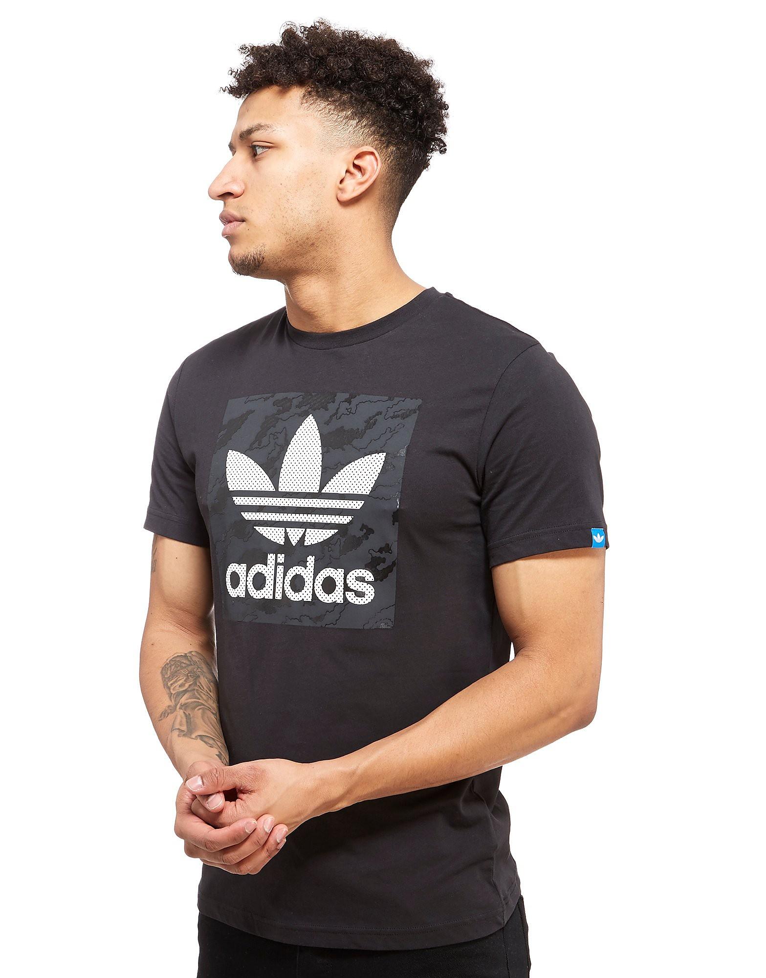 adidas Originals Street Running Camo T-Shirt
