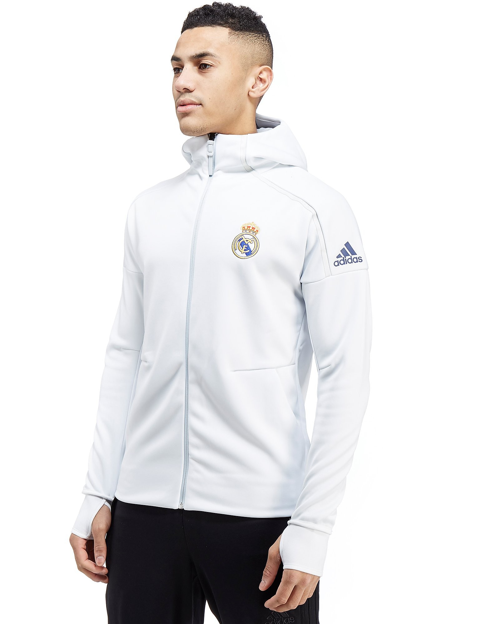 adidas Real Madrid ZNE Anthem Hoody