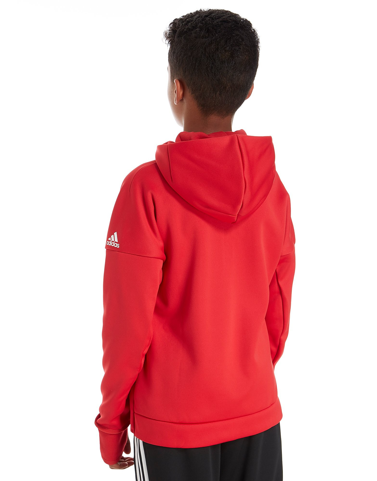 adidas Manchester United FC ZNE Anthem Hoody Junior