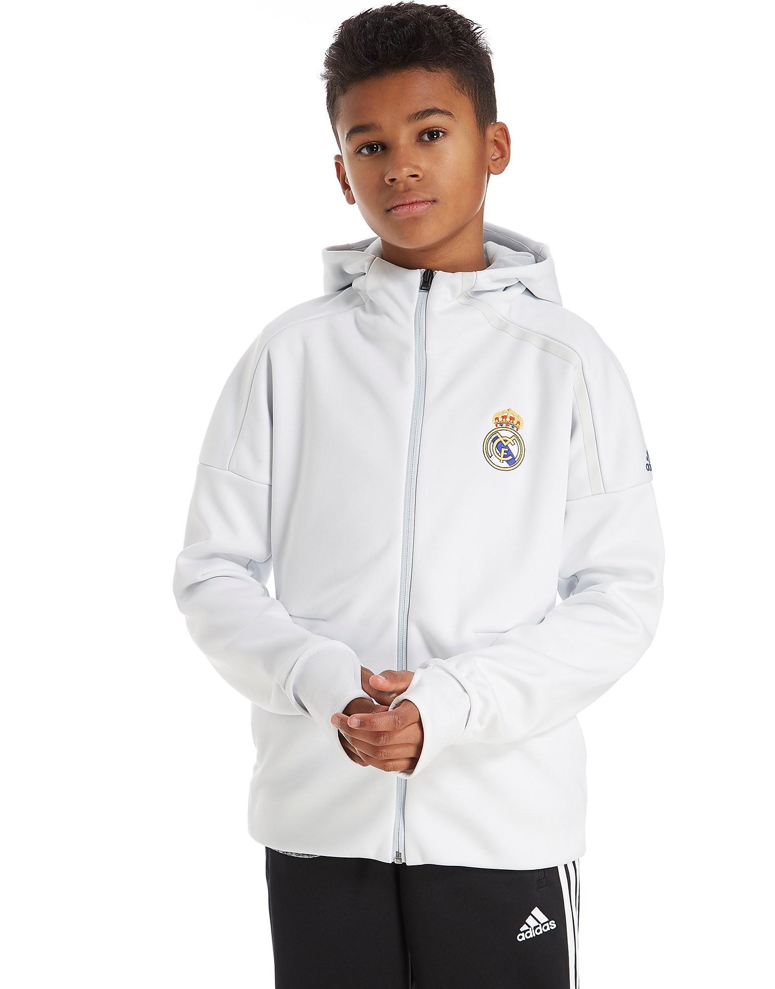 adidas Real Madrid ZNE Anthem Hoody Junior