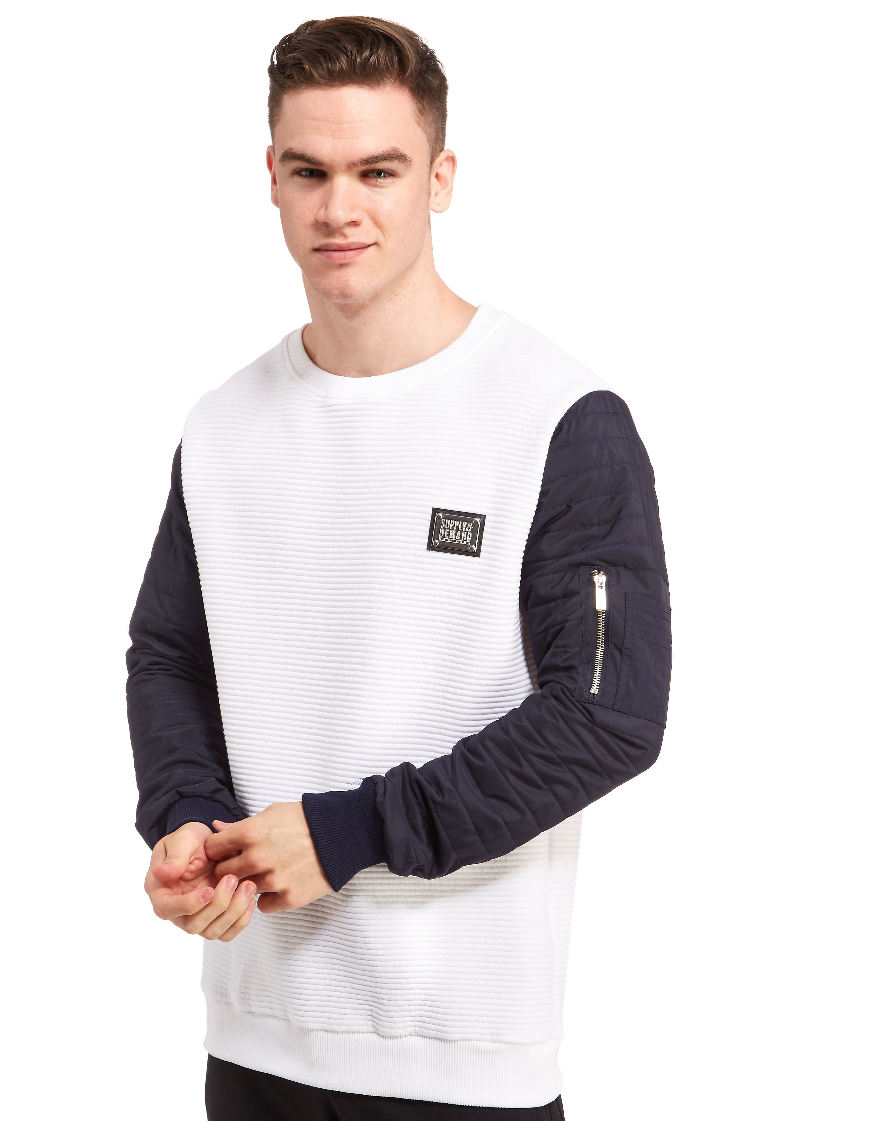 Supply & Demand Division Crew Sweatshirt