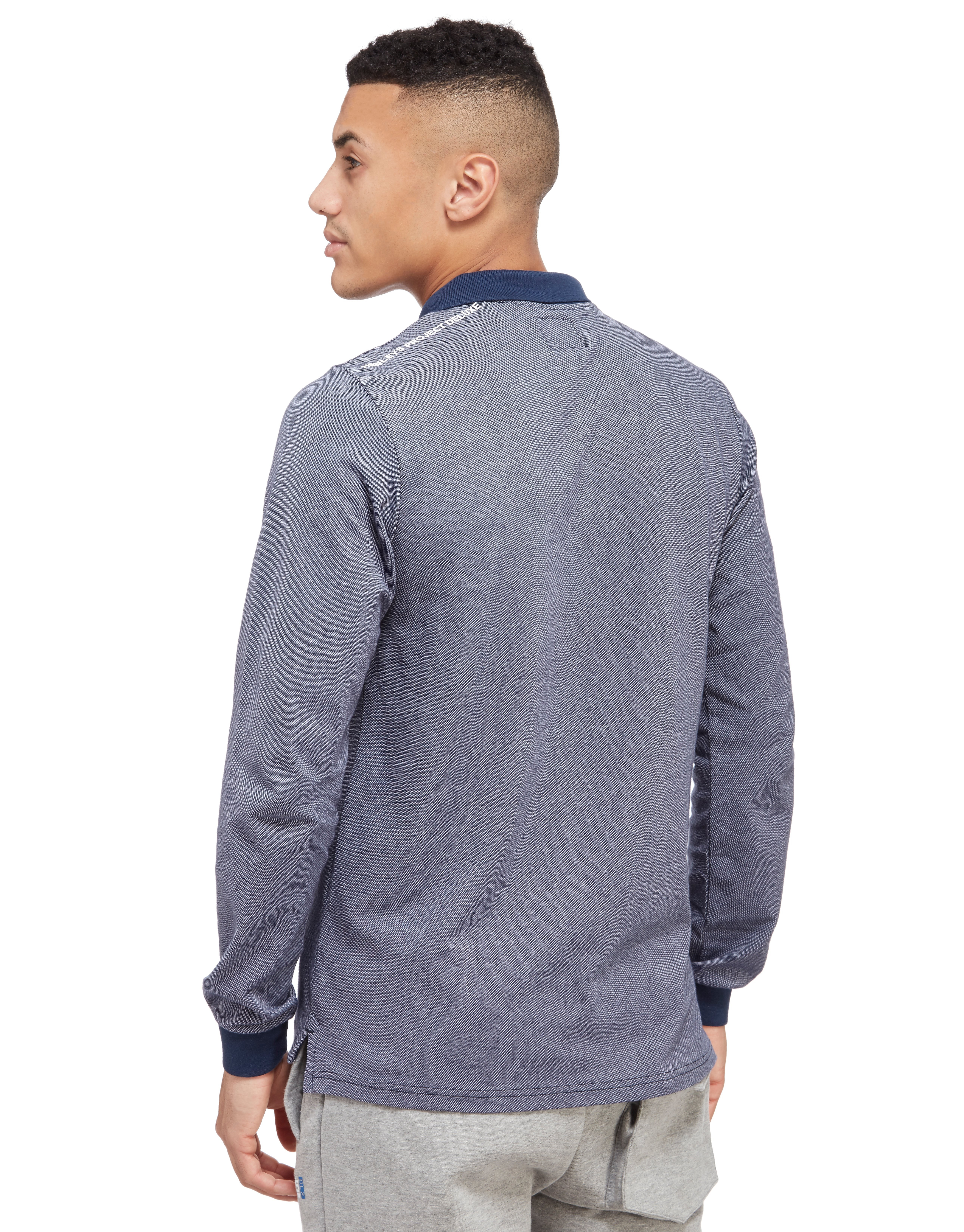 Henleys Marshall Long Sleeve Polo Shirt