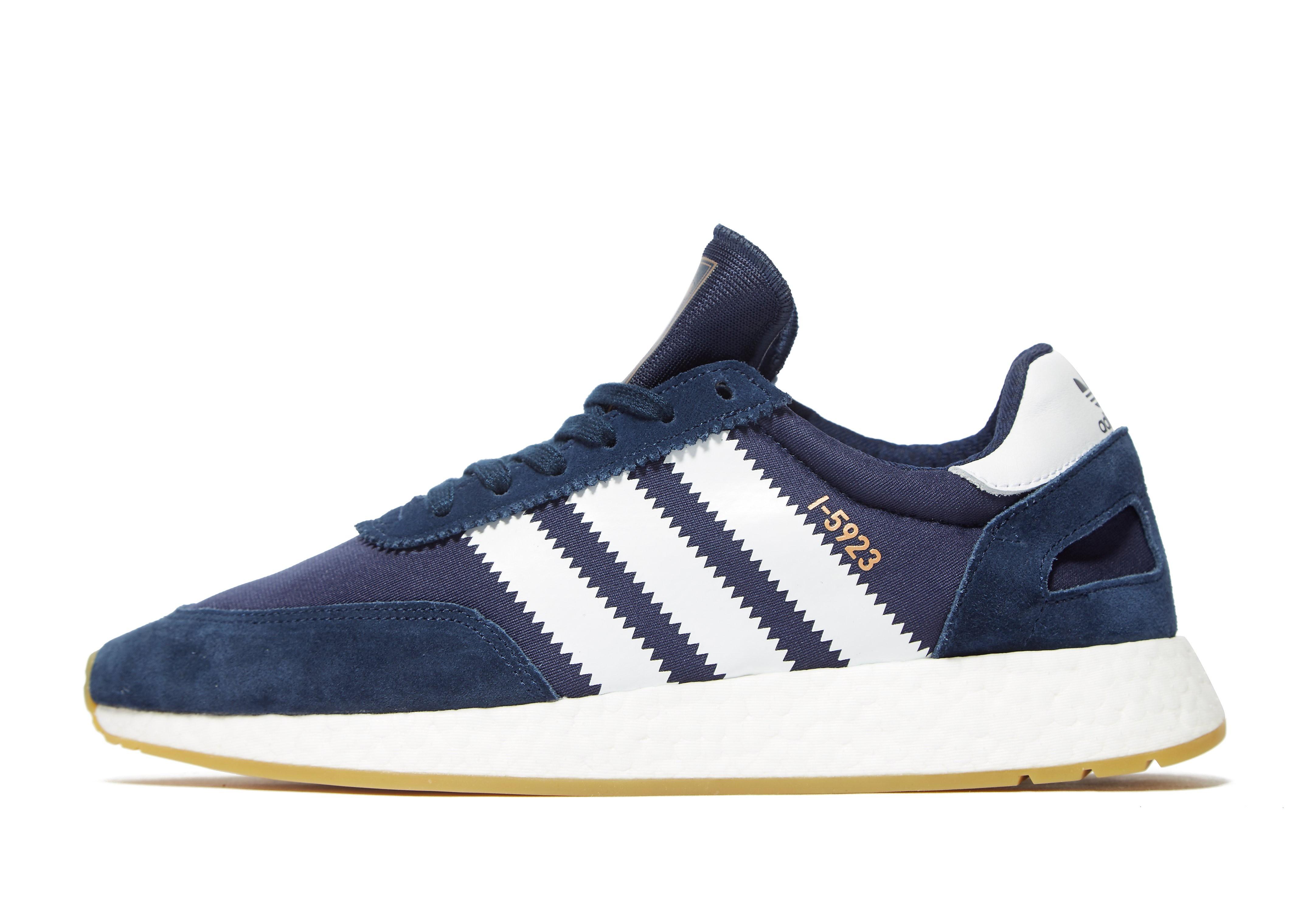 Precios de Adidas I 5923 JD Sports azules baratos Ofertas
