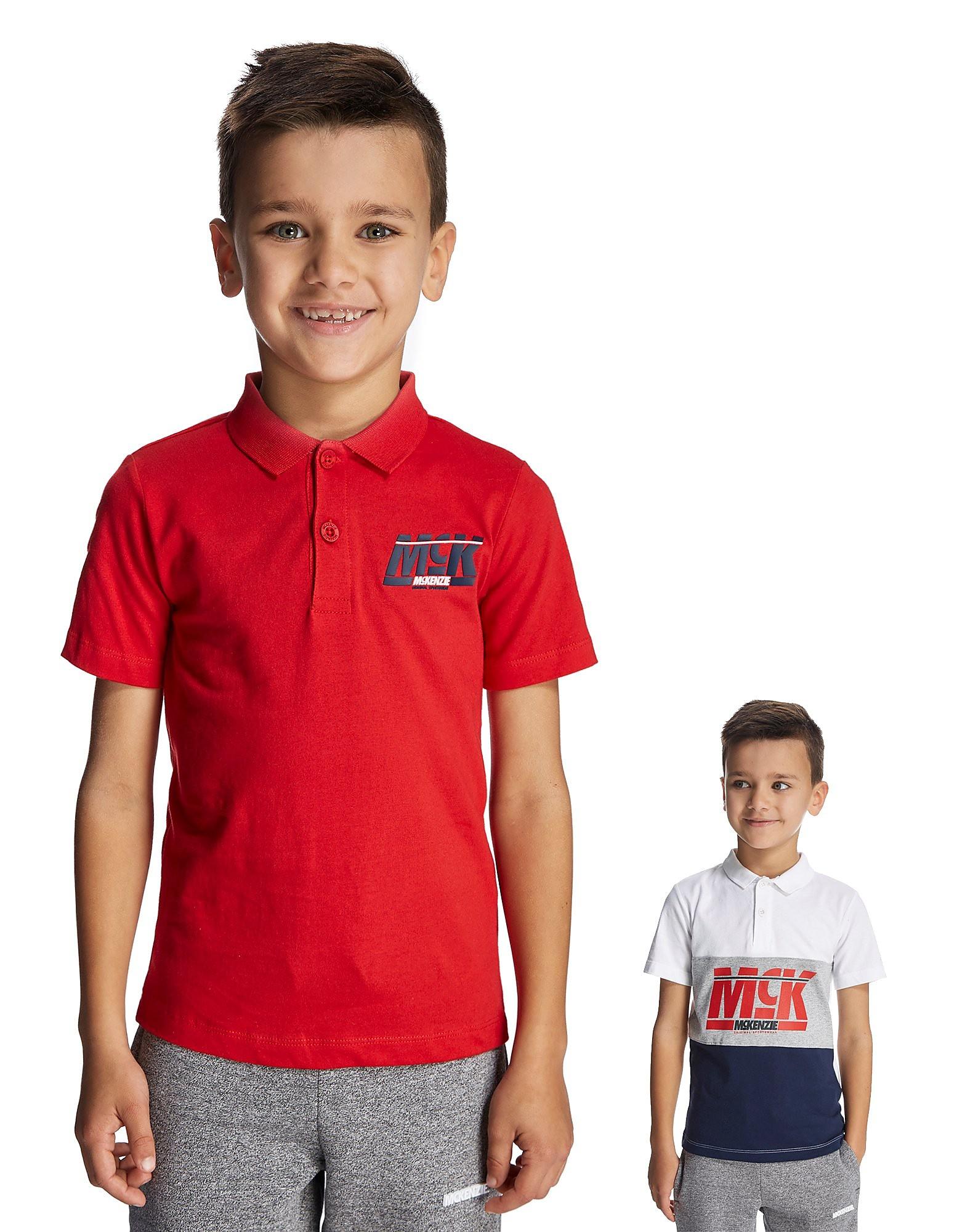 McKenzie Church Polo Shirt 2 Pack