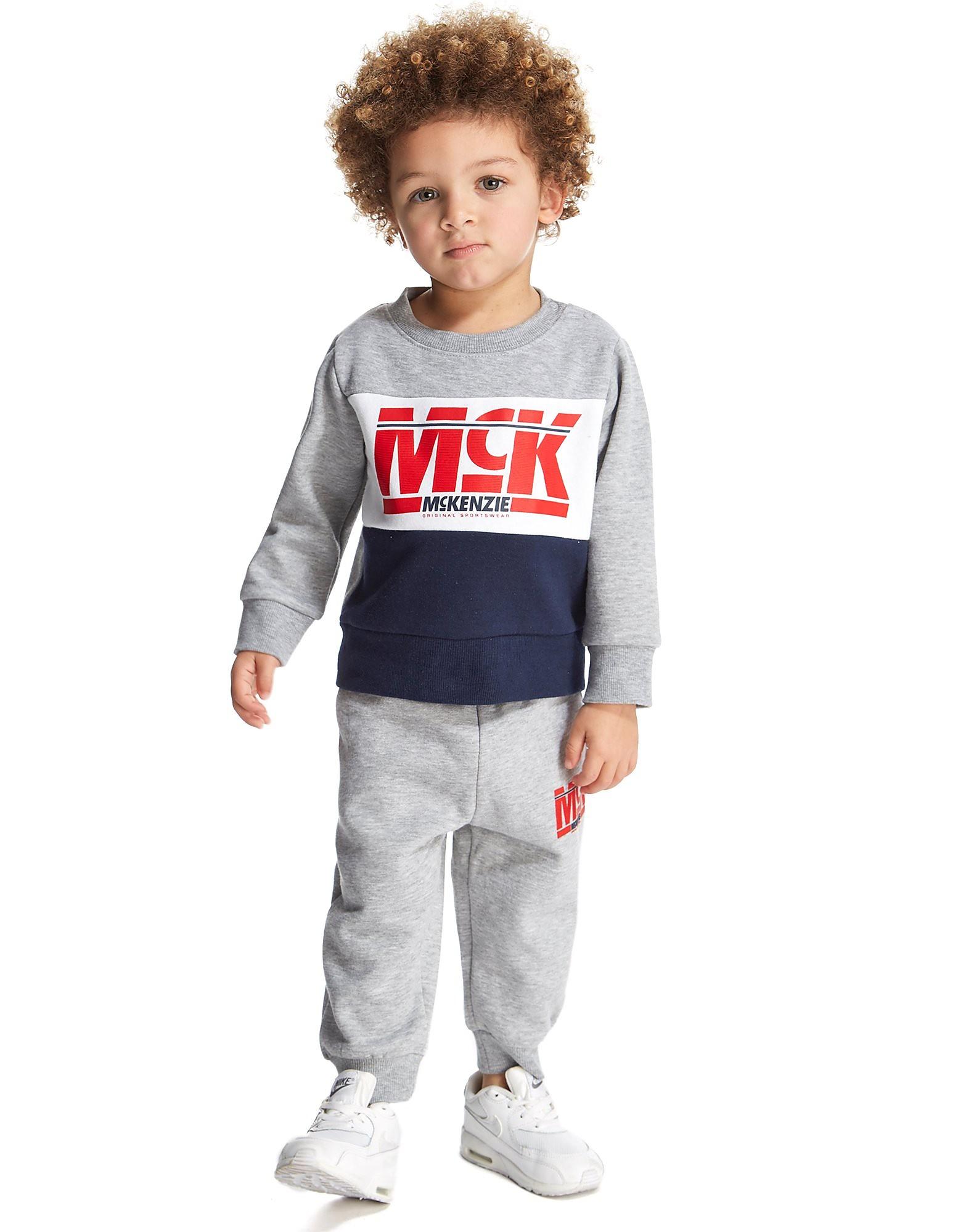 McKenzie Dash Crew Suit Infant