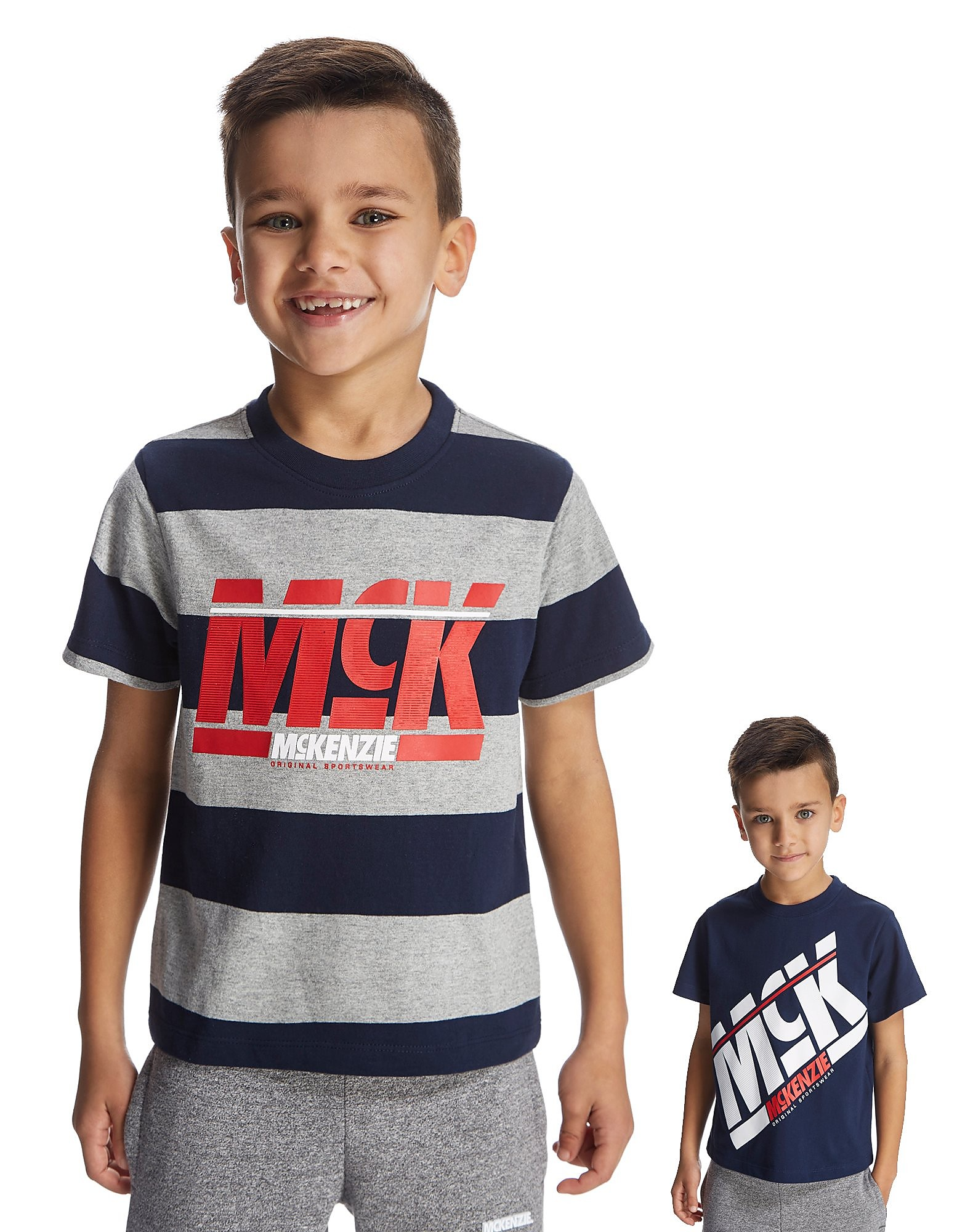 McKenzie Bentley T-Shirt 2 Pack Children