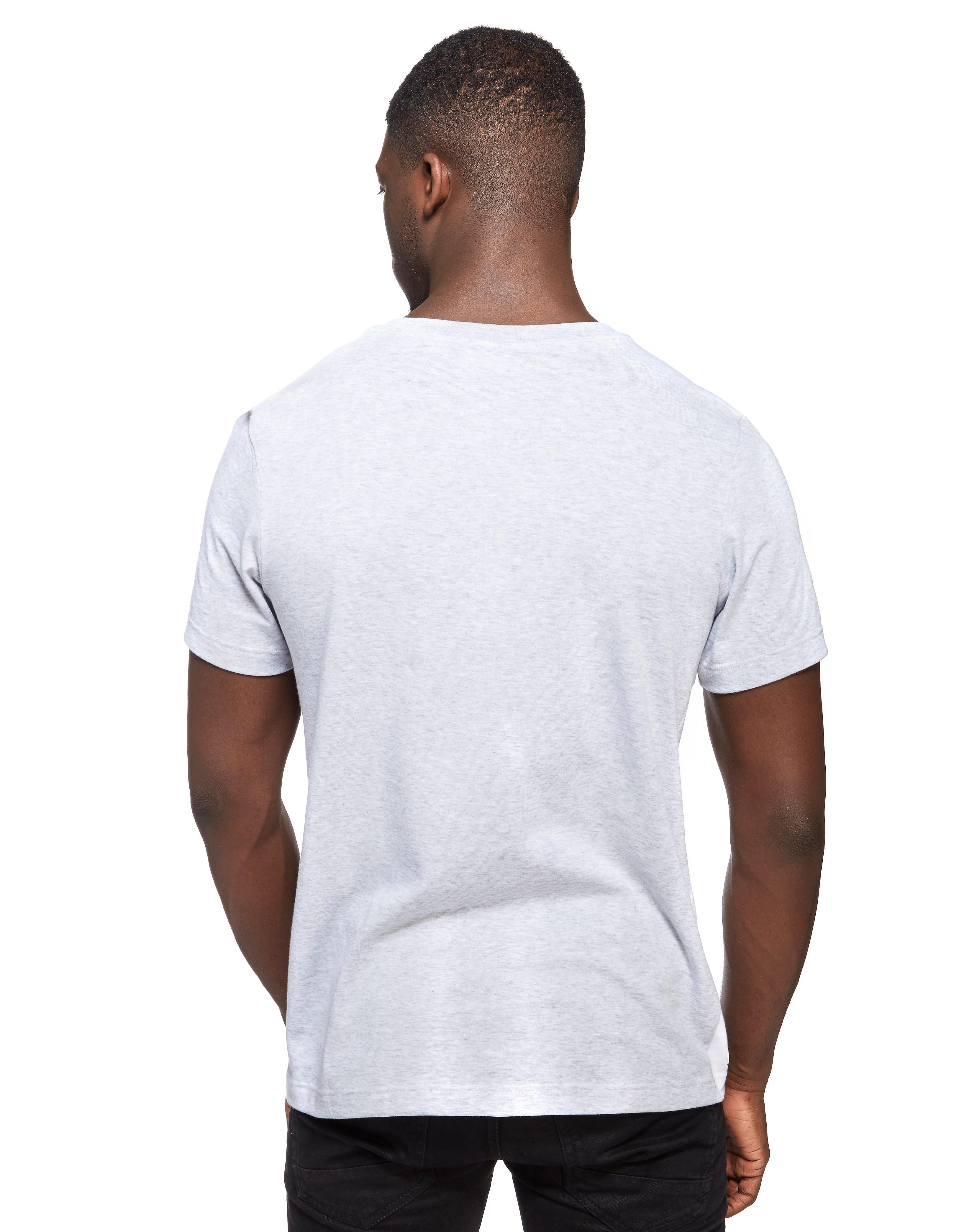 Lacoste Diagonal Cut T-Shirt