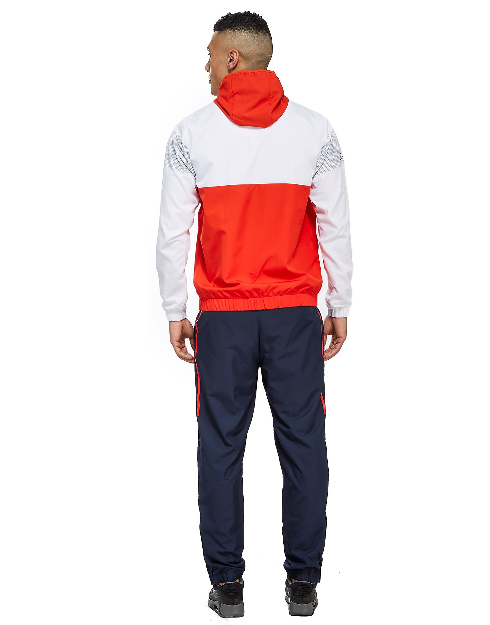 Lacoste Colour Block Tracksuit