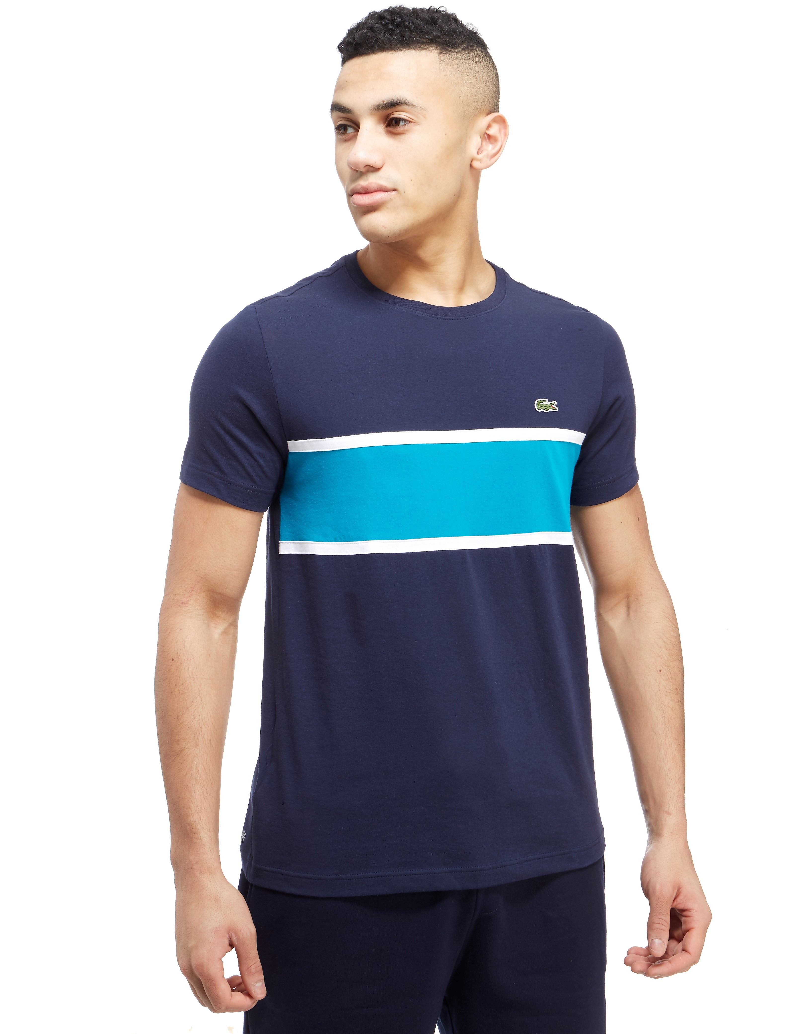 Lacoste Chest Panel T-Shirt