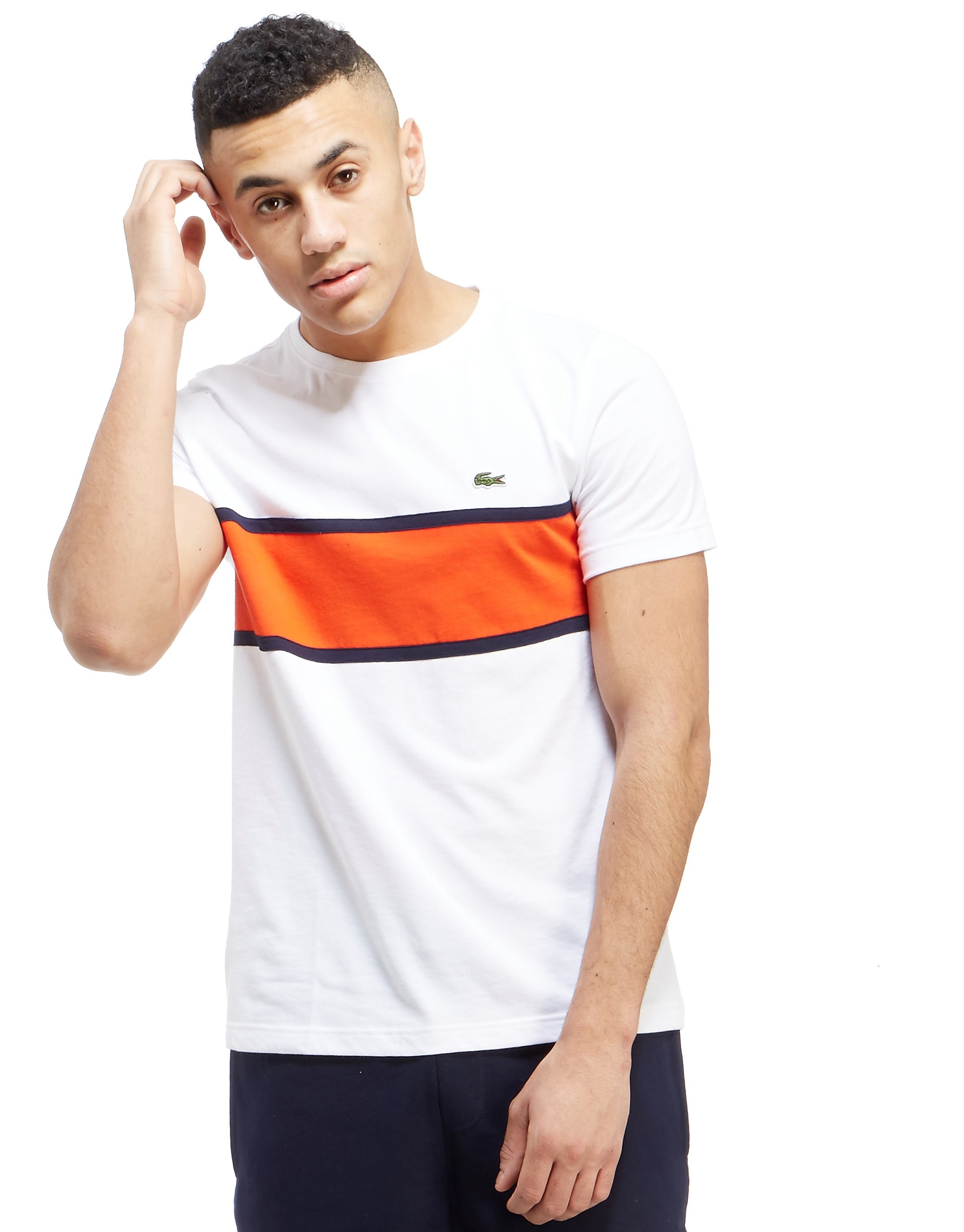 Lacoste T-shirt Chest Panel Homme