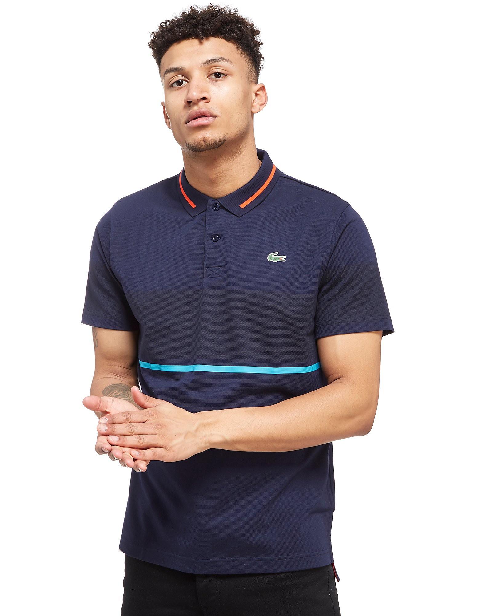 Lacoste Tennis Pique Polo Shirt