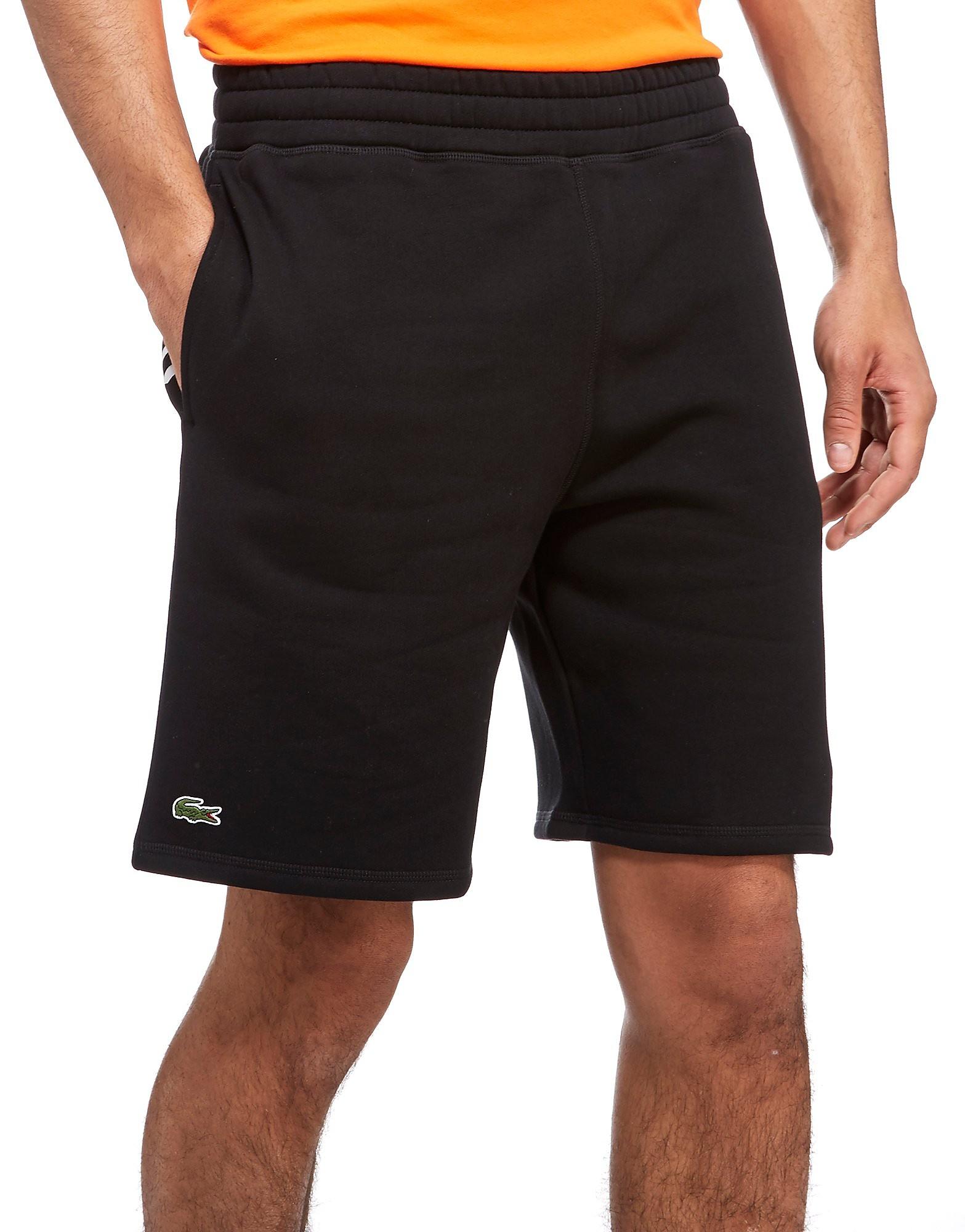 Lacoste Back Logo Fleece Shorts