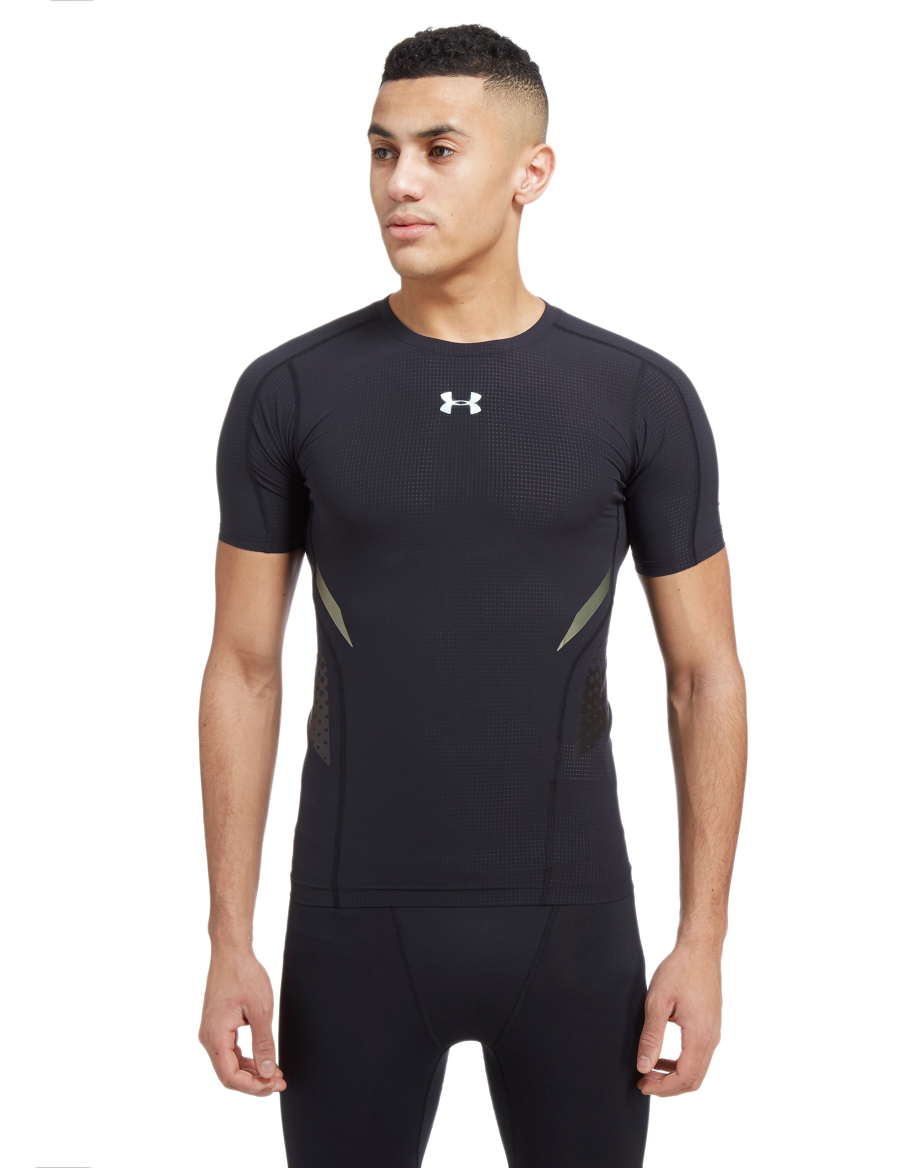 Under Armour HeatGear Armour Zone Compression T-Shirt