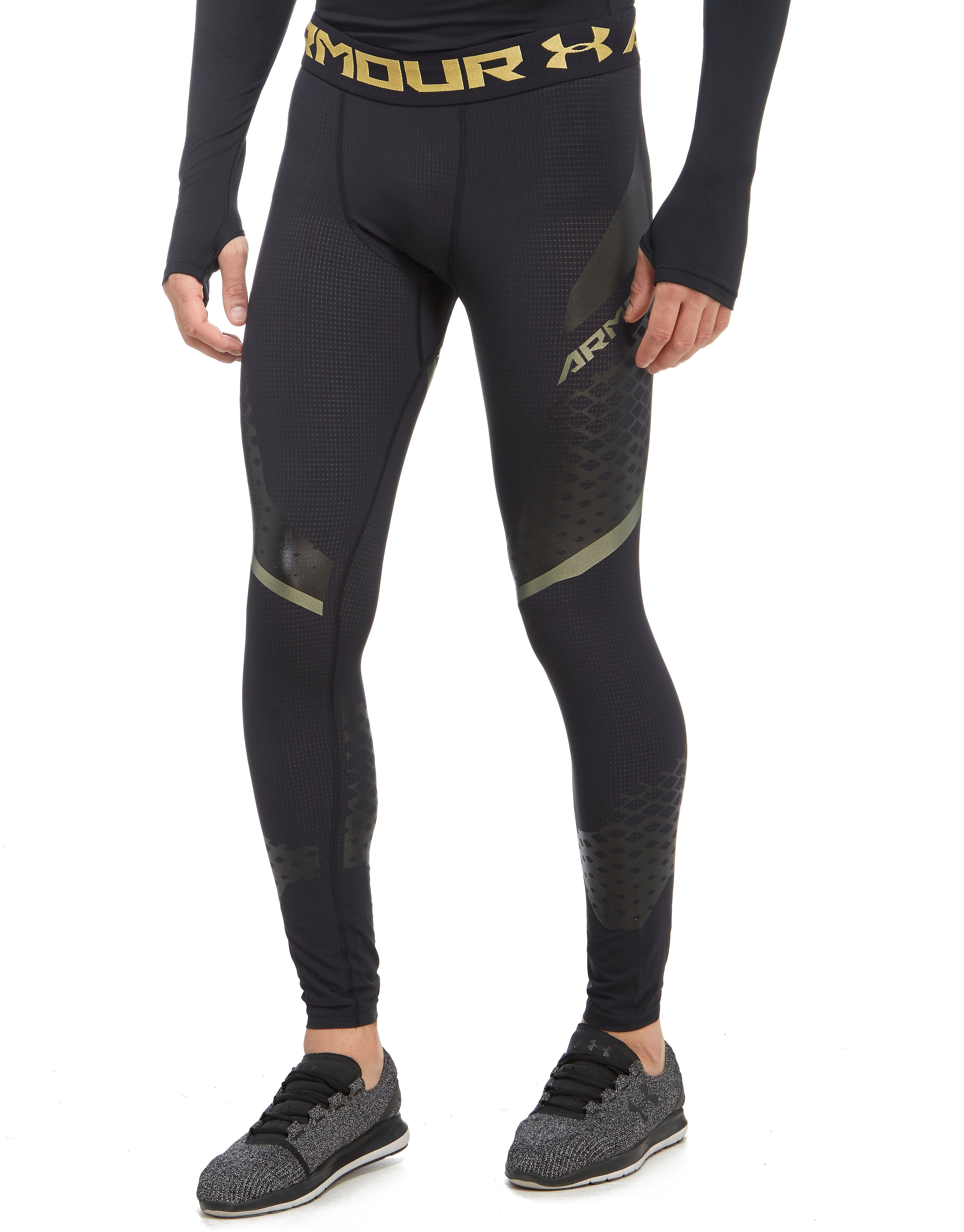 Under Armour HeatGear Armour Zone Compression Tights