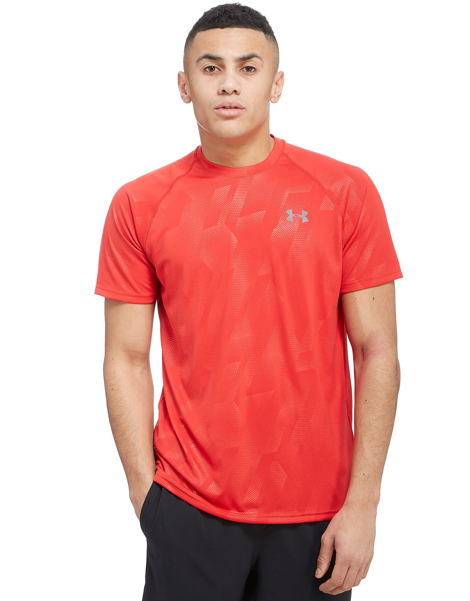 Under Armour Tech Pattern T-Shirt