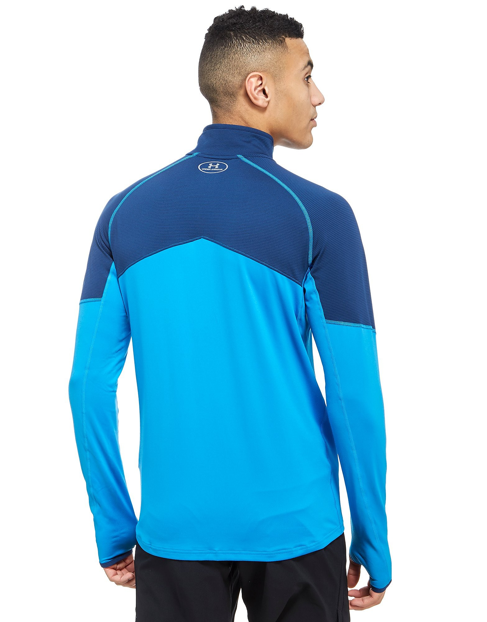 Under Armour NoBreaks Run Quarter Zip Top