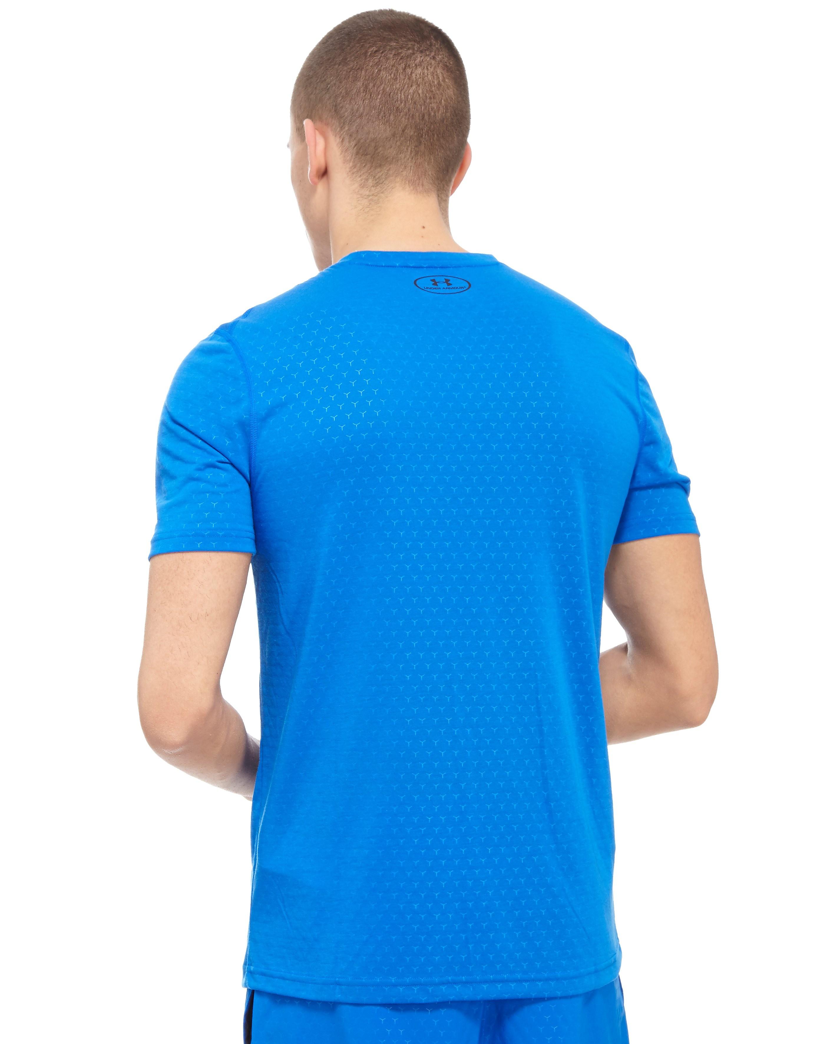 Under Armour Threadborne Siro Embossed T-Shirt