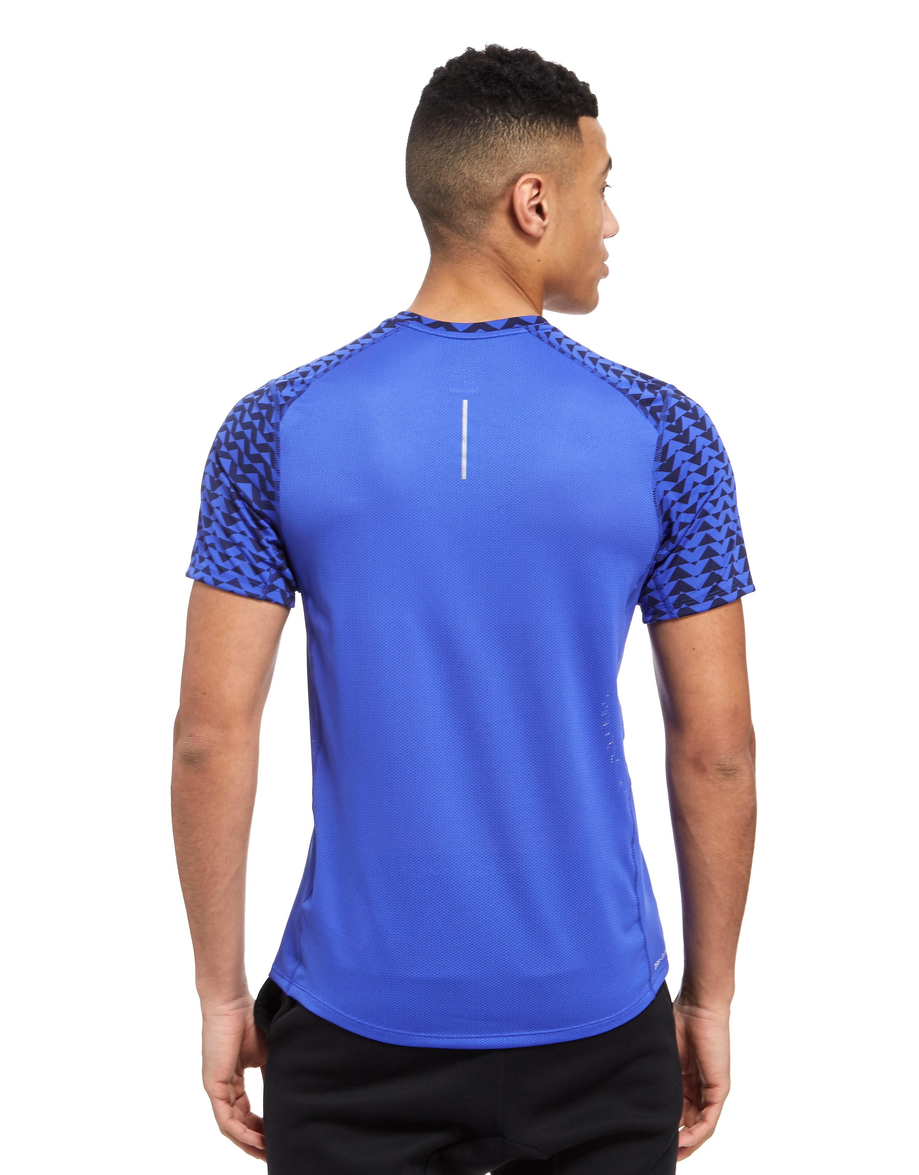 Nike Miler Print T-Shirt
