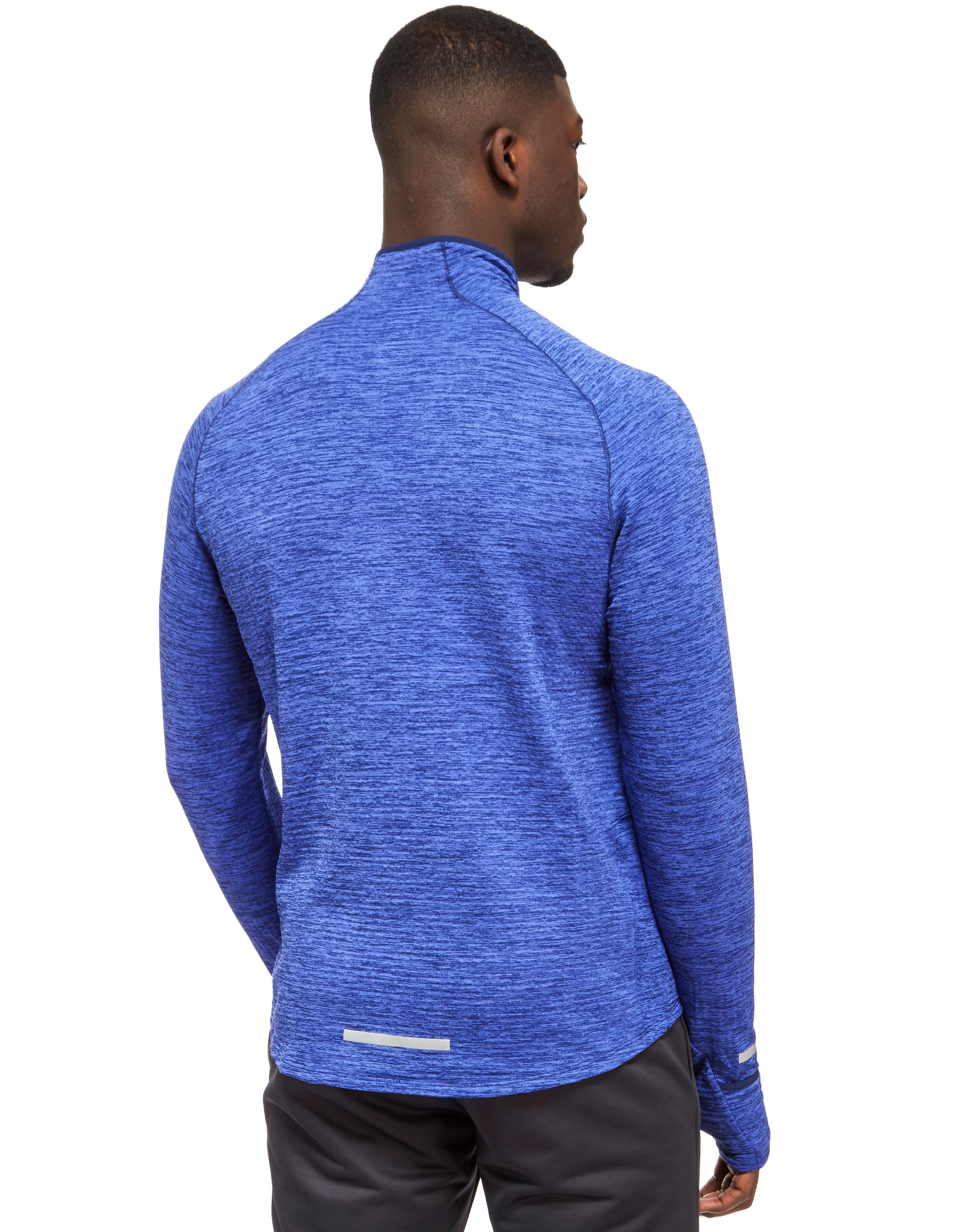 Nike Sphere Half Zip Long Sleeve Top