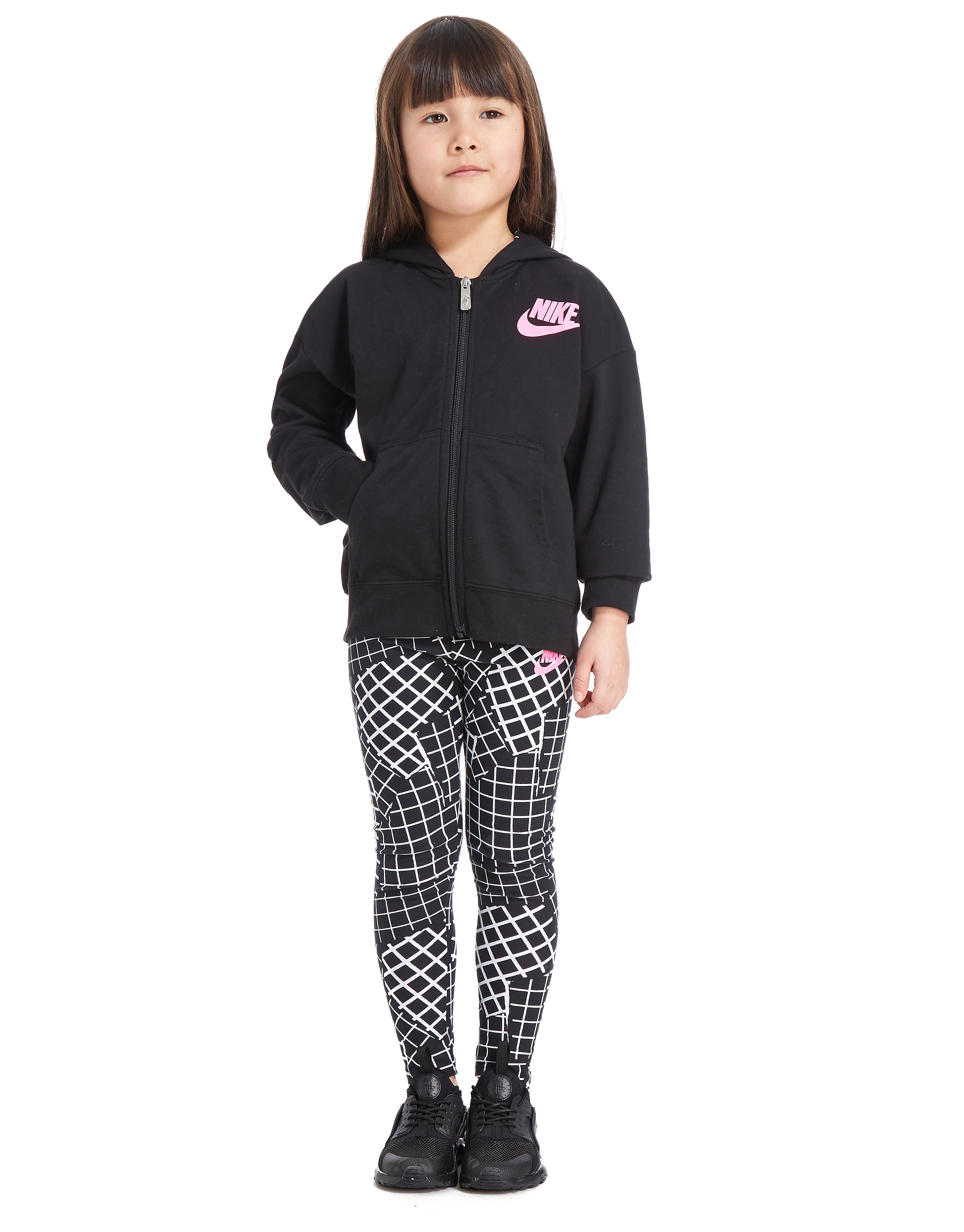 Nike Girls' Hoody & Leggings Set Children