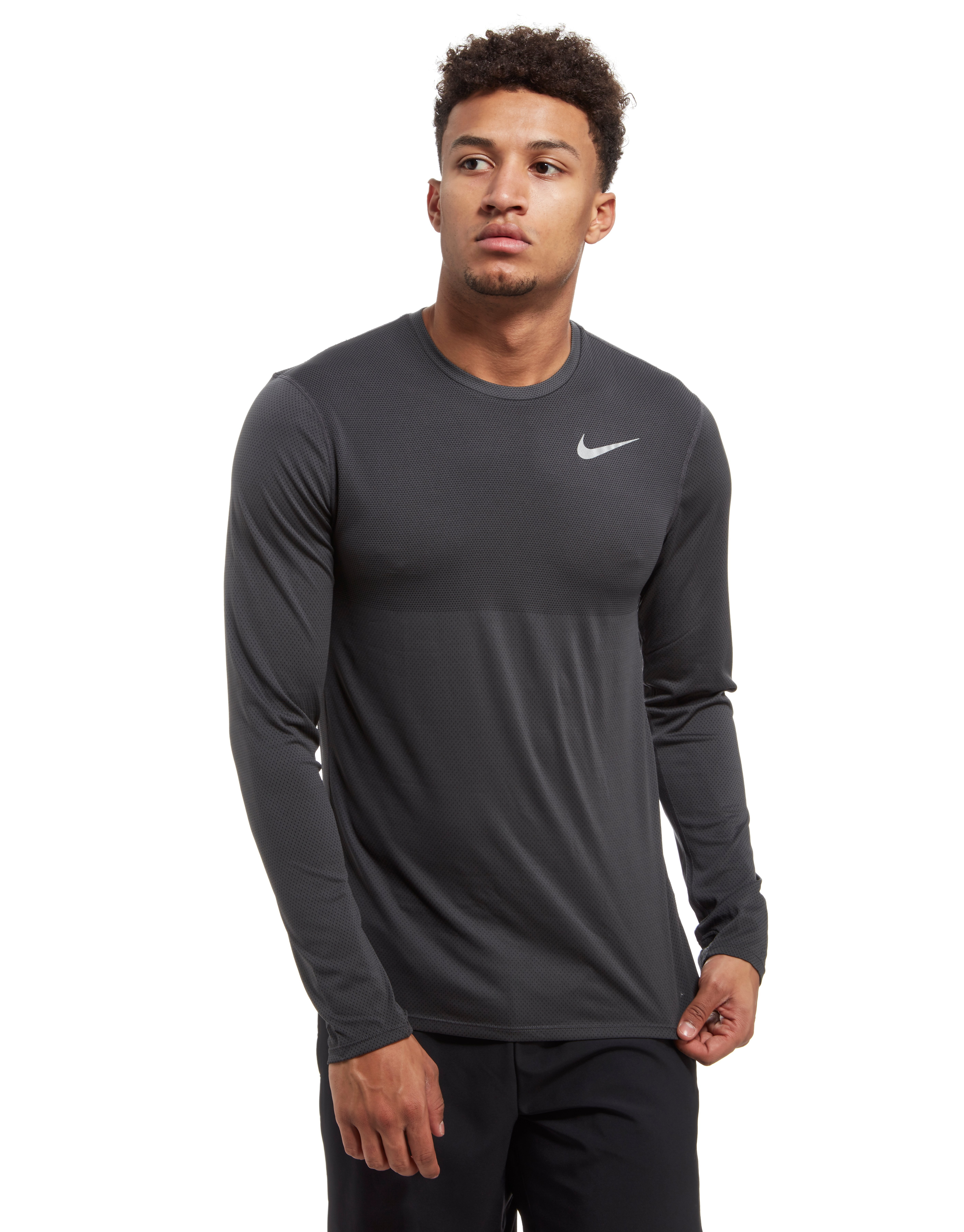 Nike Zonal Relay Long Sleeve T-Shirt