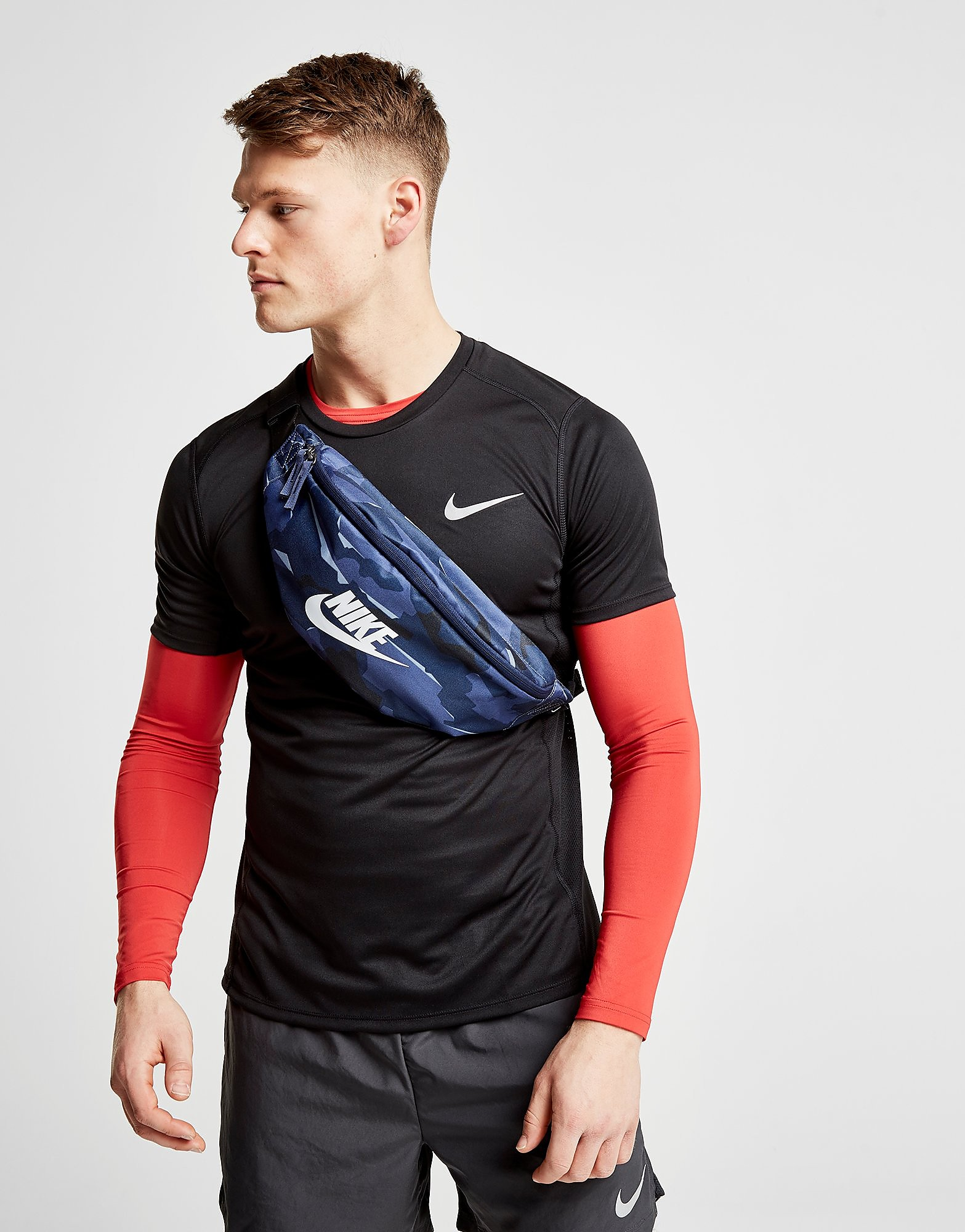 Nike Miler T-Shirt Homme