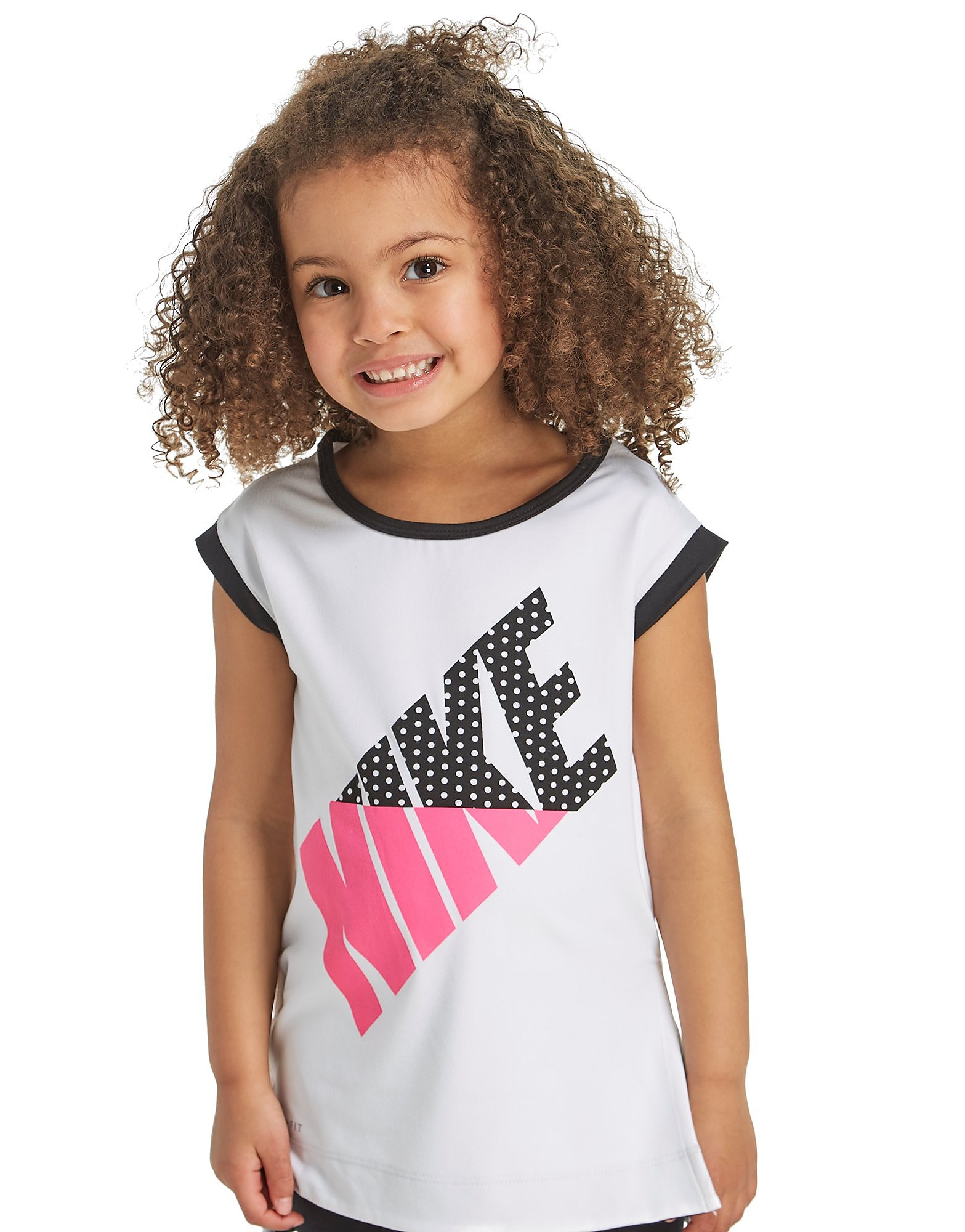 Nike  T-Shirt Girls Tunic Enfant