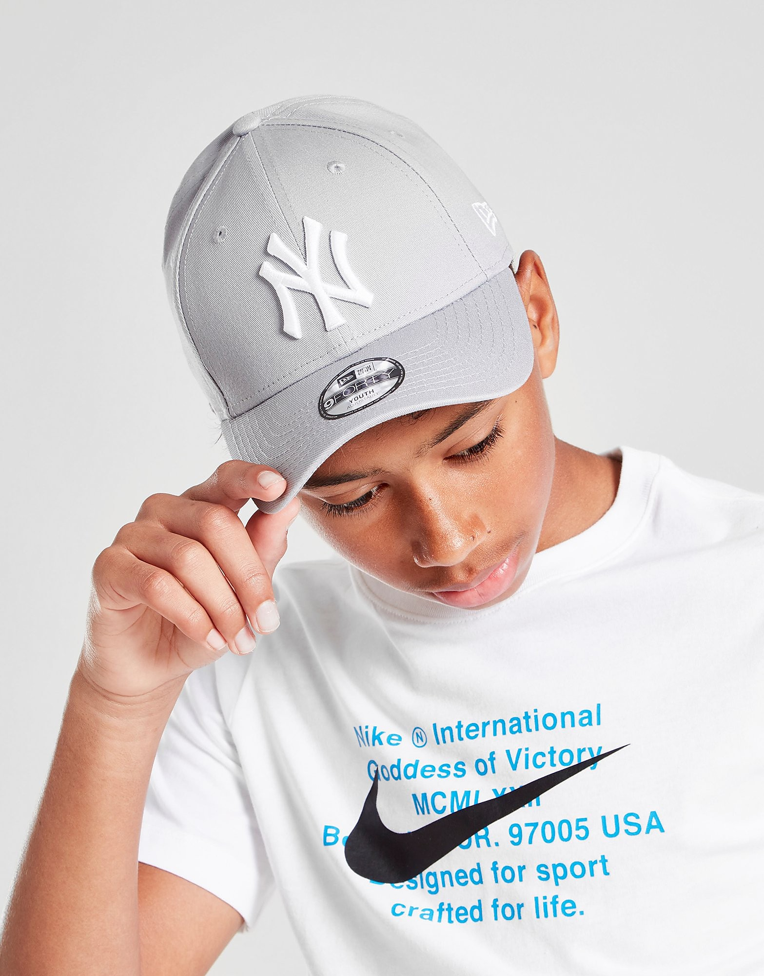 New Era 9FORTY MLB New York Yankees Cap für Kinder
