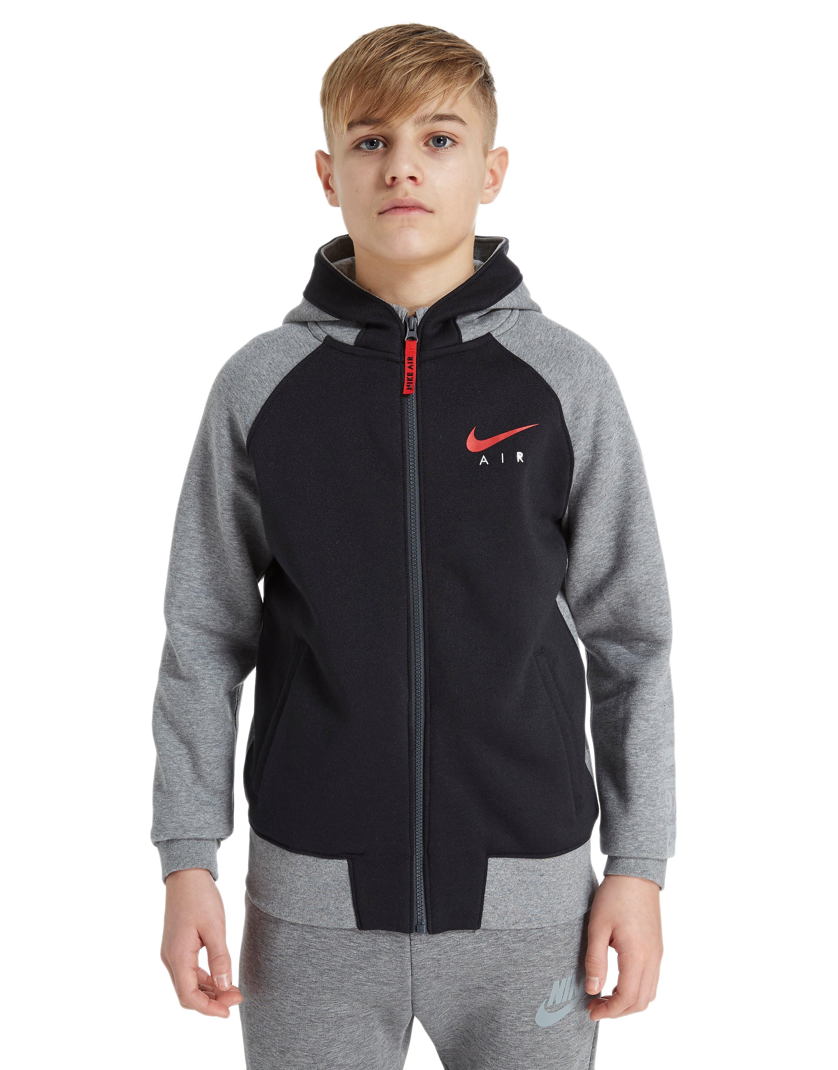 Nike chaqueta con capucha Air júnior