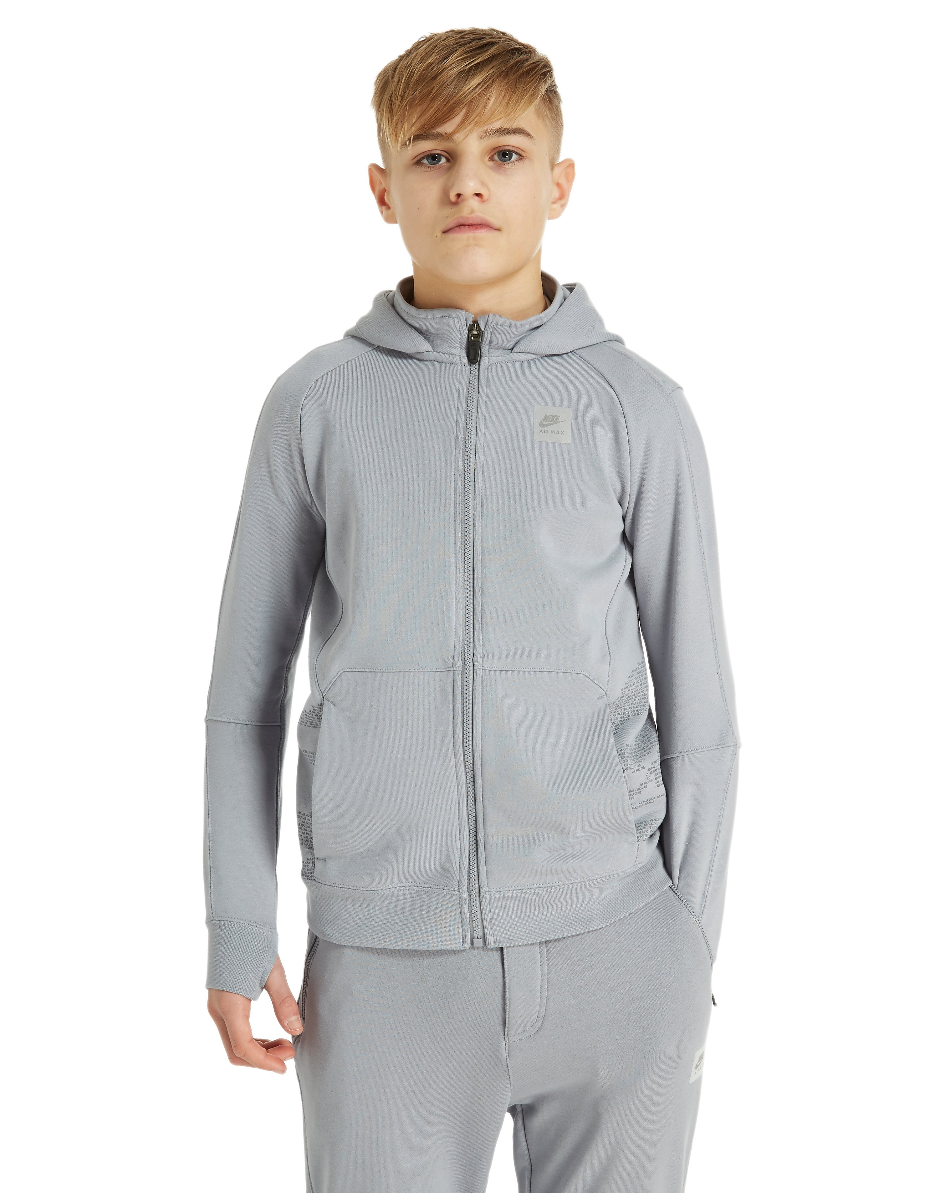 Nike Air Max Full Zip Hoody Enfant