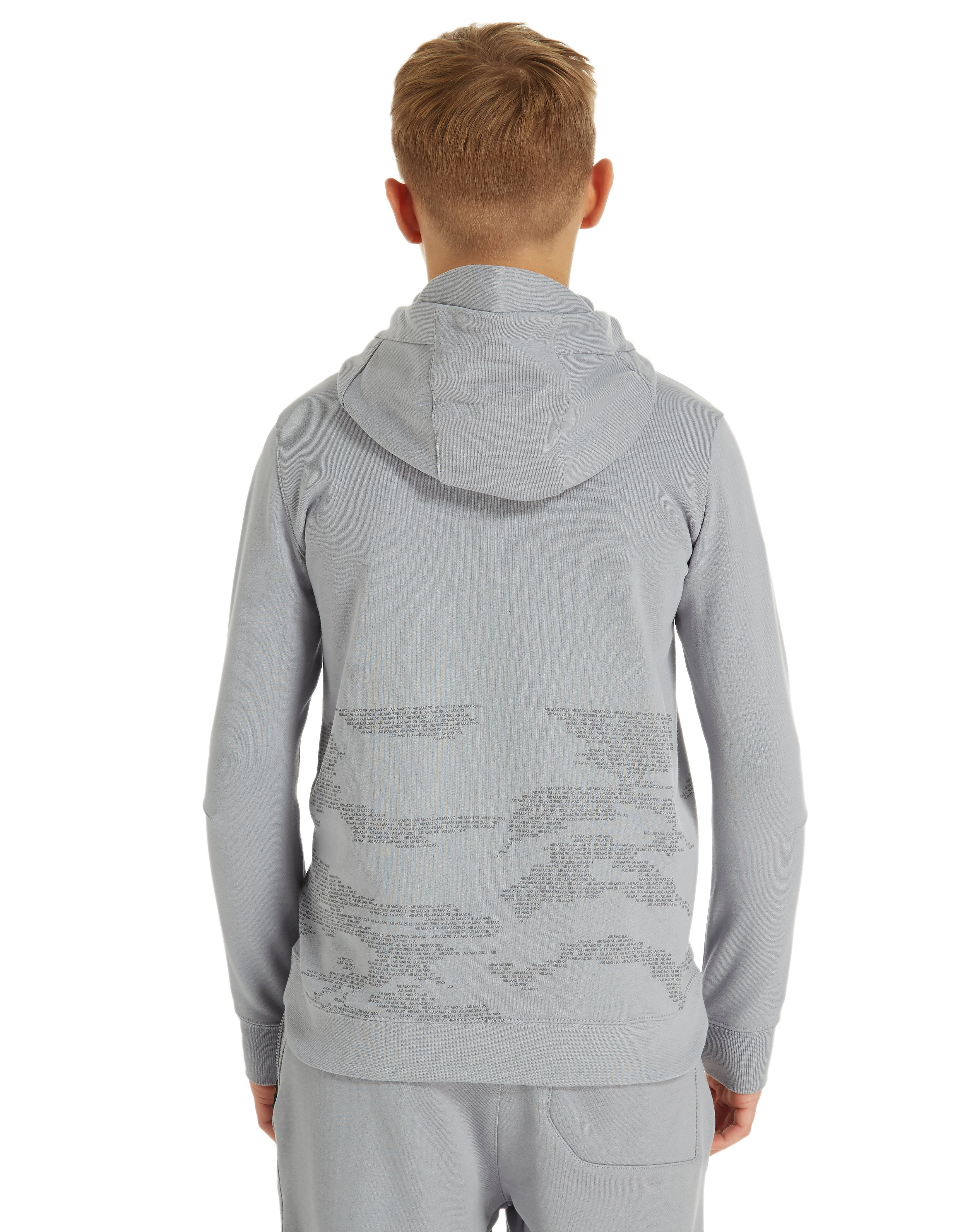Nike Air Max Full Zip Hoody Junior