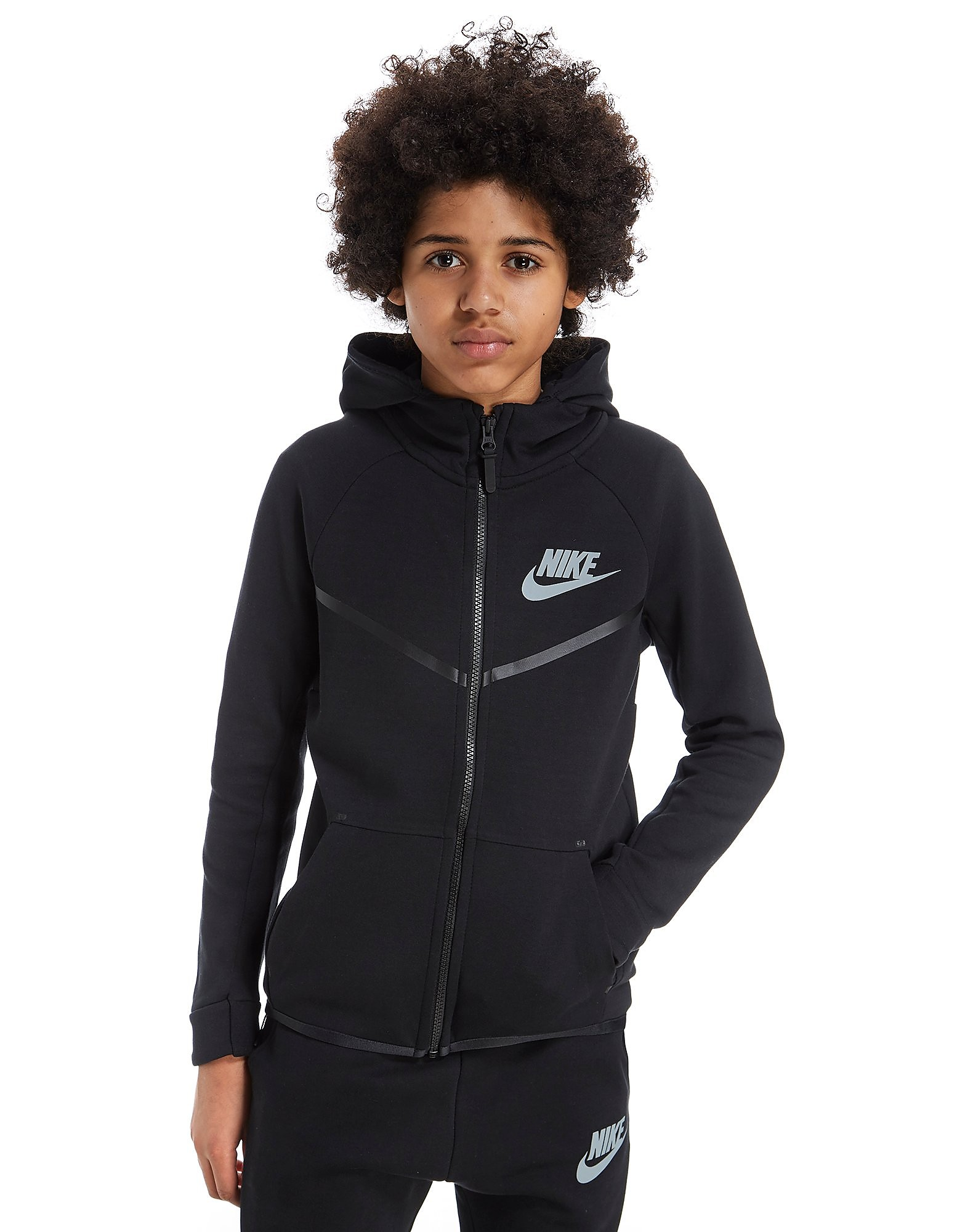 Nike Sweat à capuche Tech Windrunner Junior