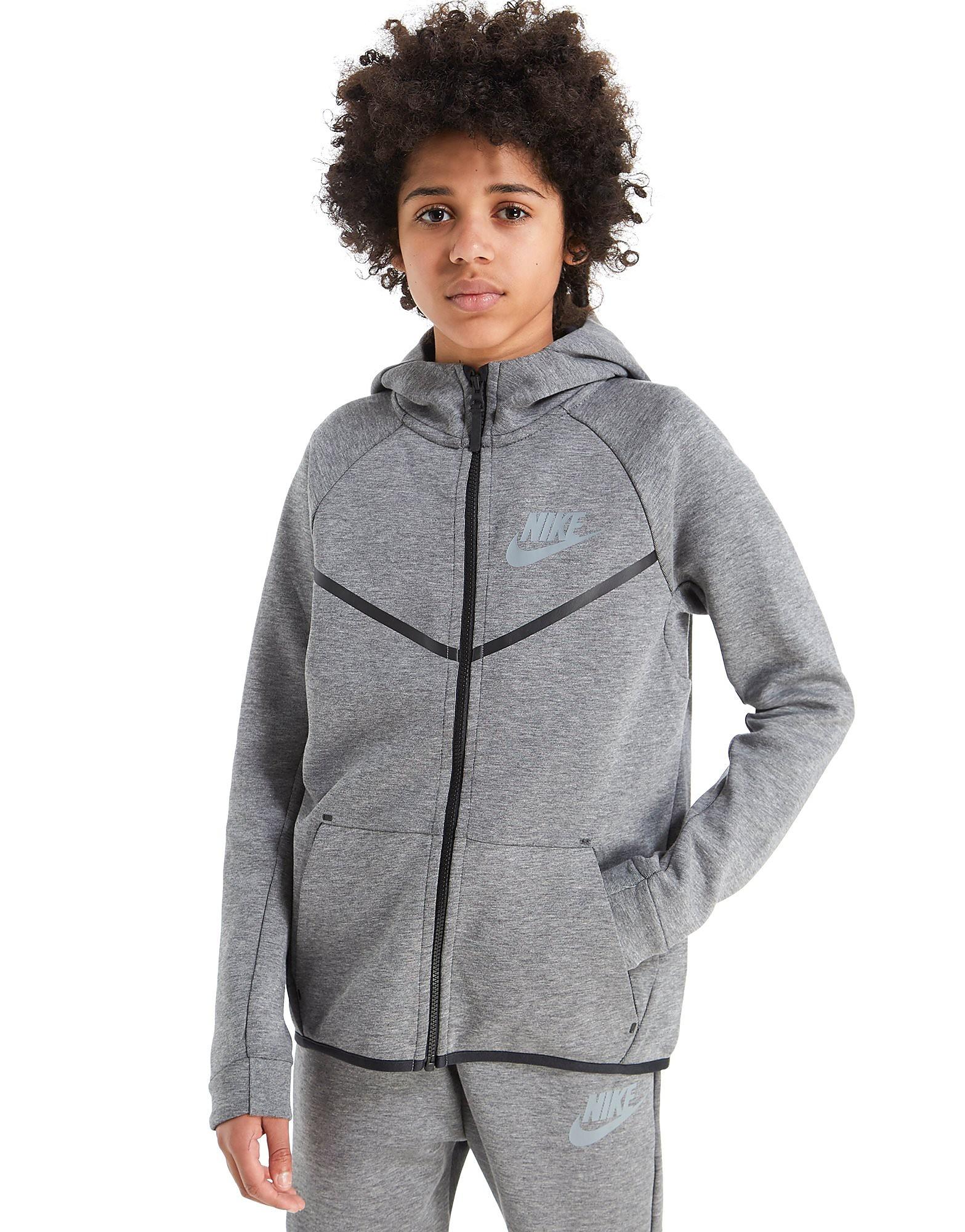 Nike Sweat à capuche Tech Windrunner Junior