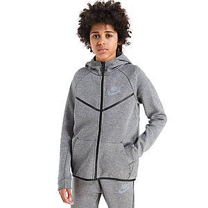 65f07a2bda07 Nike Tech Windrunner Hoodie Junior ...