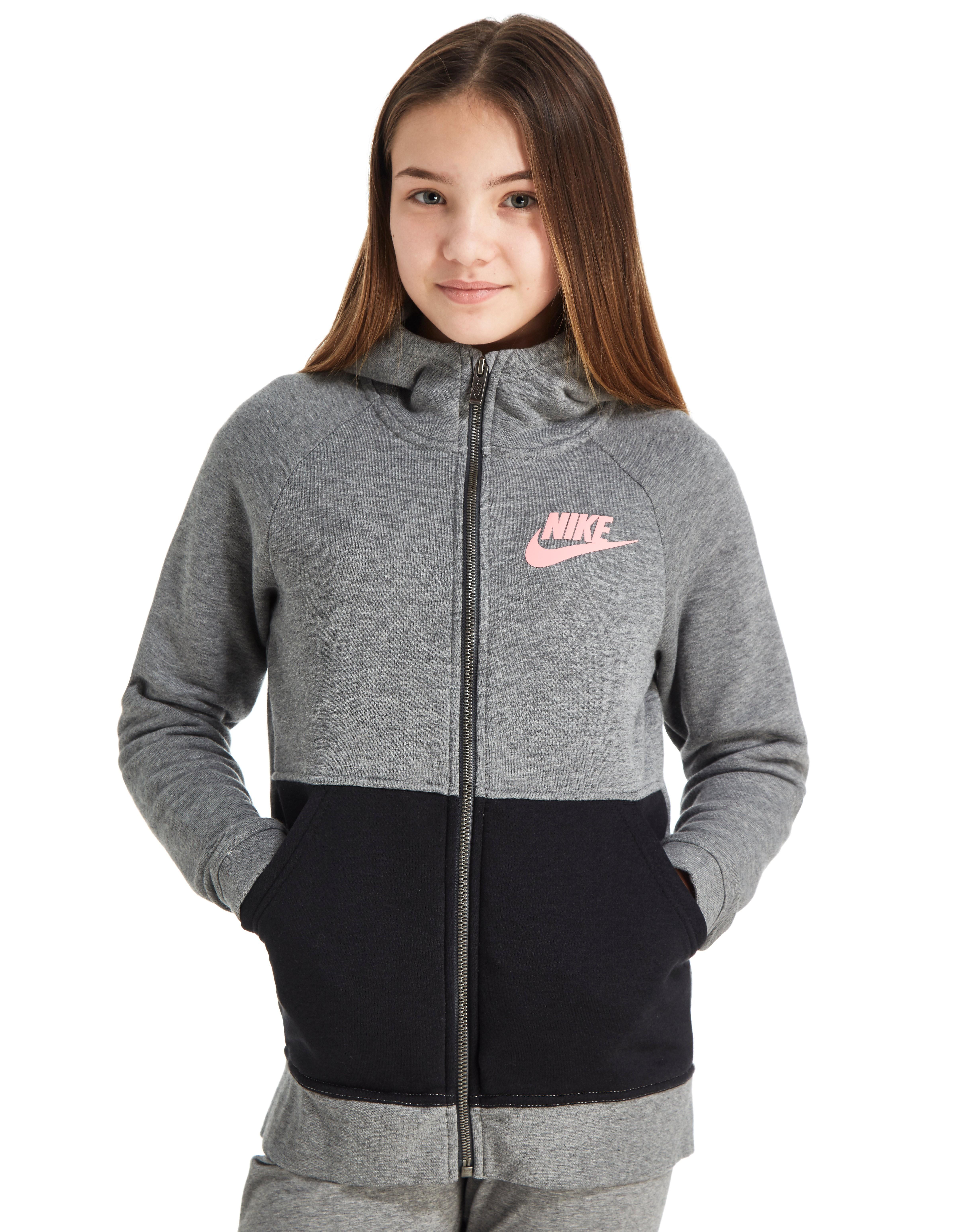Nike Girls' Modern Full Zip Hoody Junior