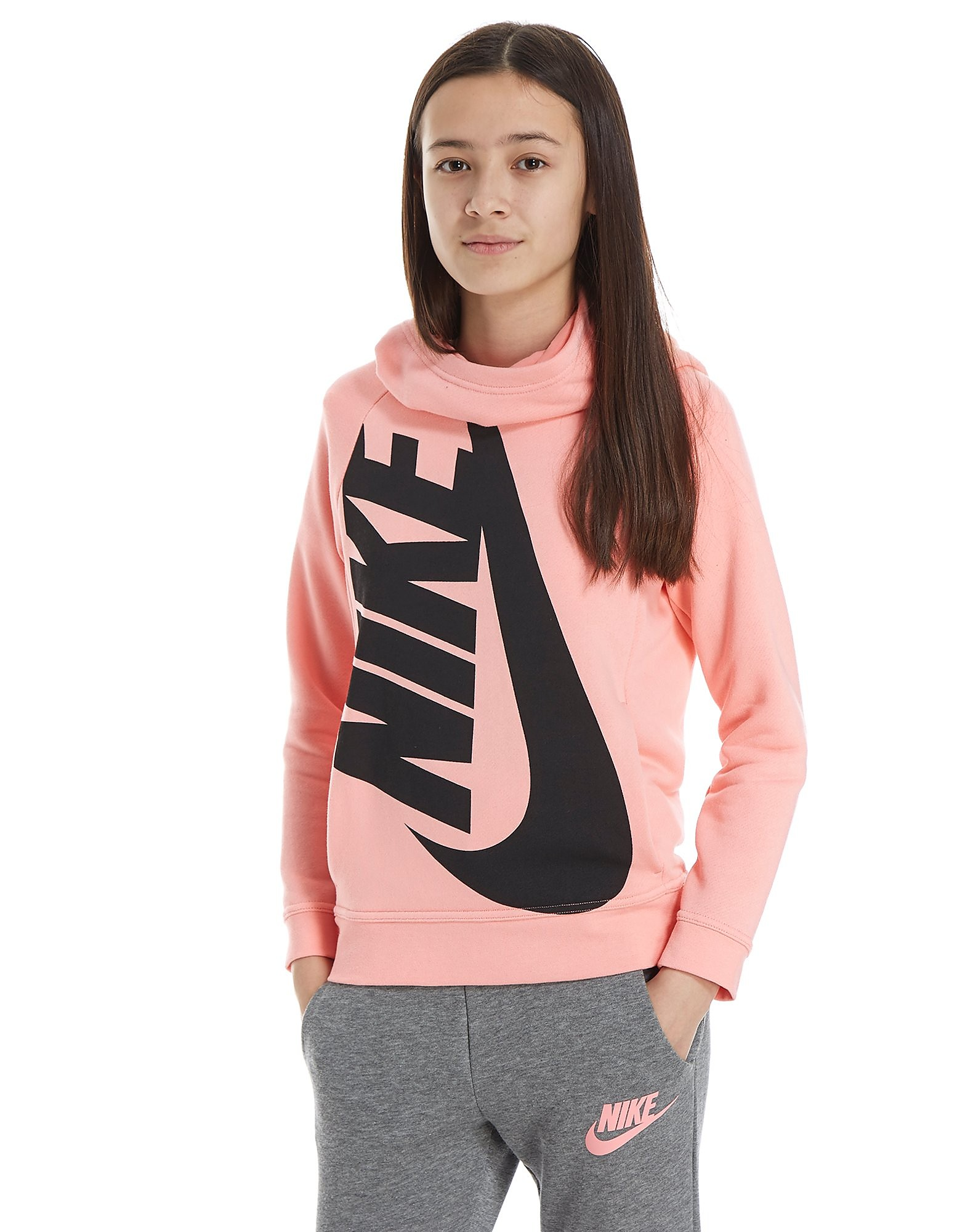 Nike Girls' Modern Overhead Hoody Junior