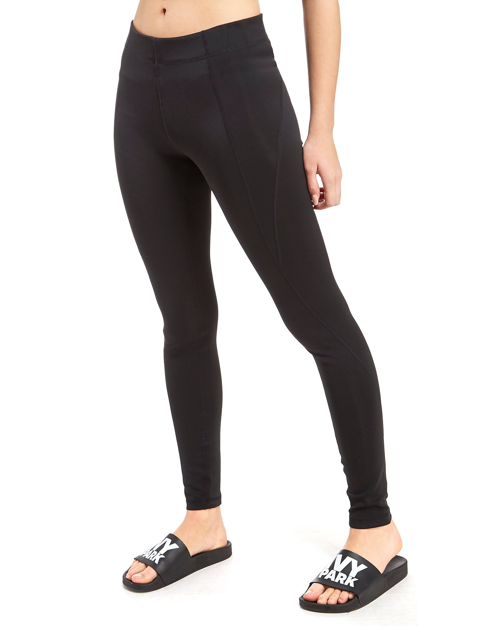 IVY PARK Logo Mid Rise Tights